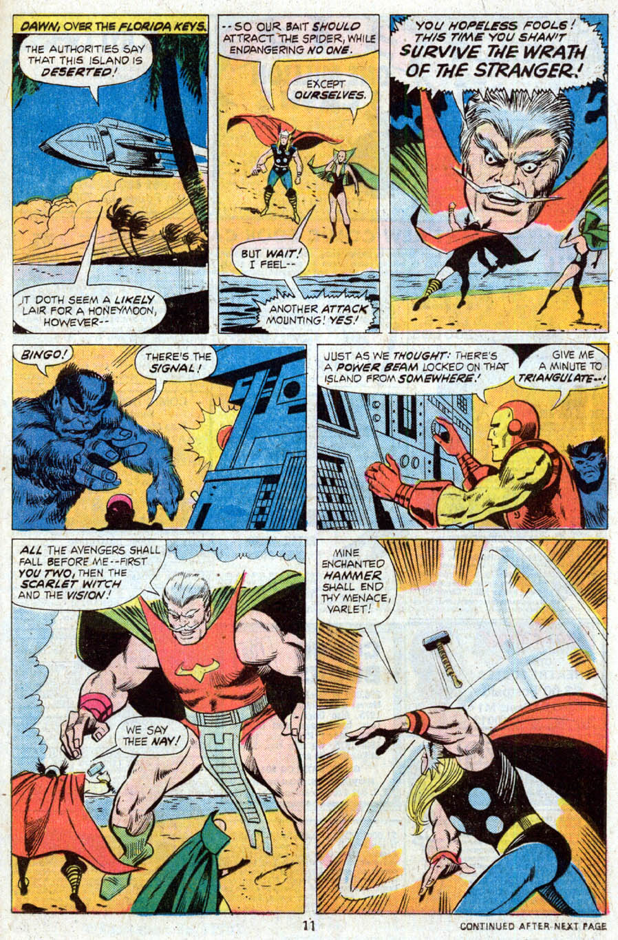 The Avengers (1963) 138 Page 7