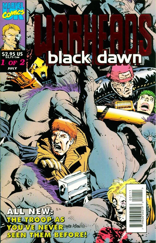 Warheads: Black Dawn 1 Page 1