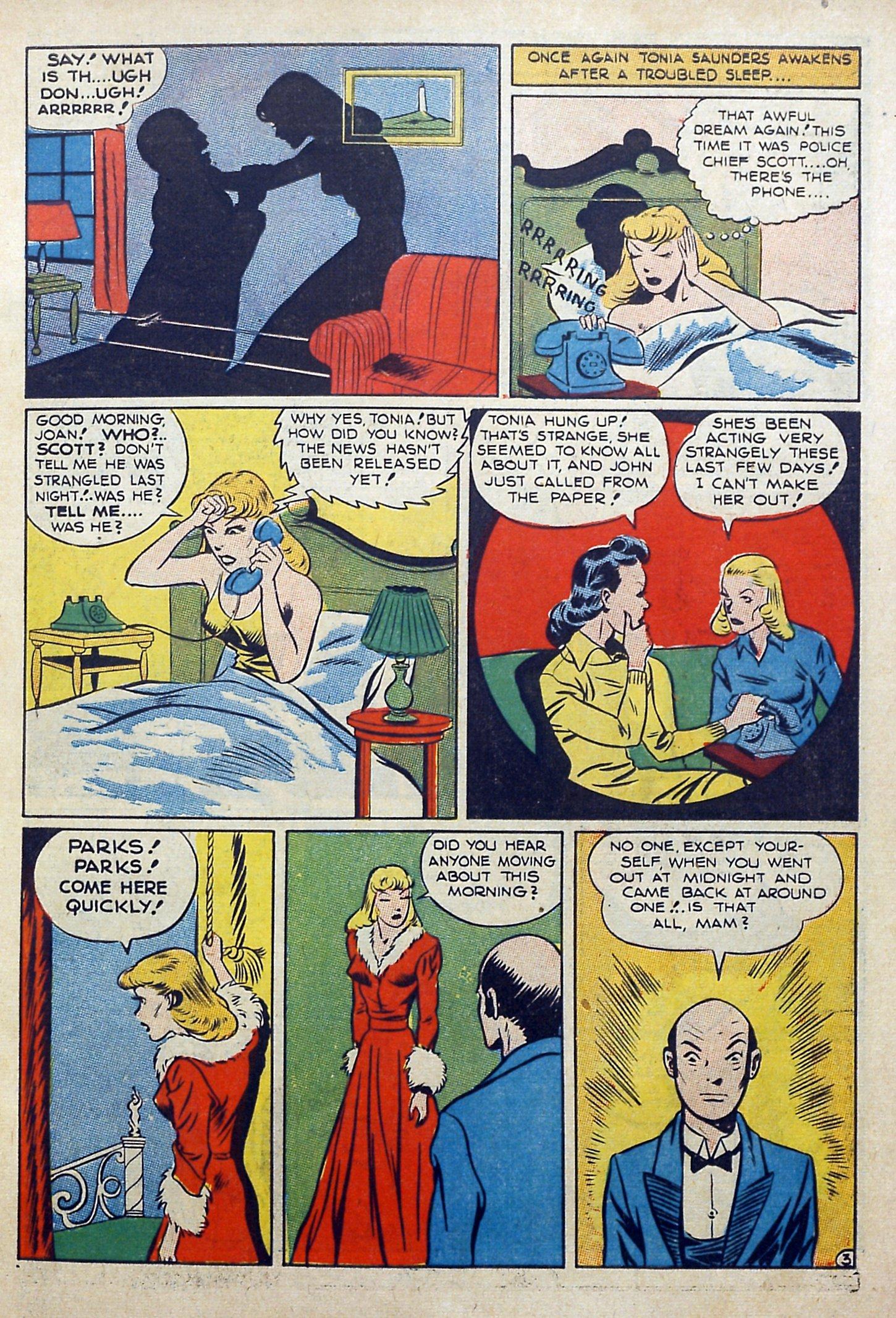 Daredevil (1941) issue 3 - Page 5