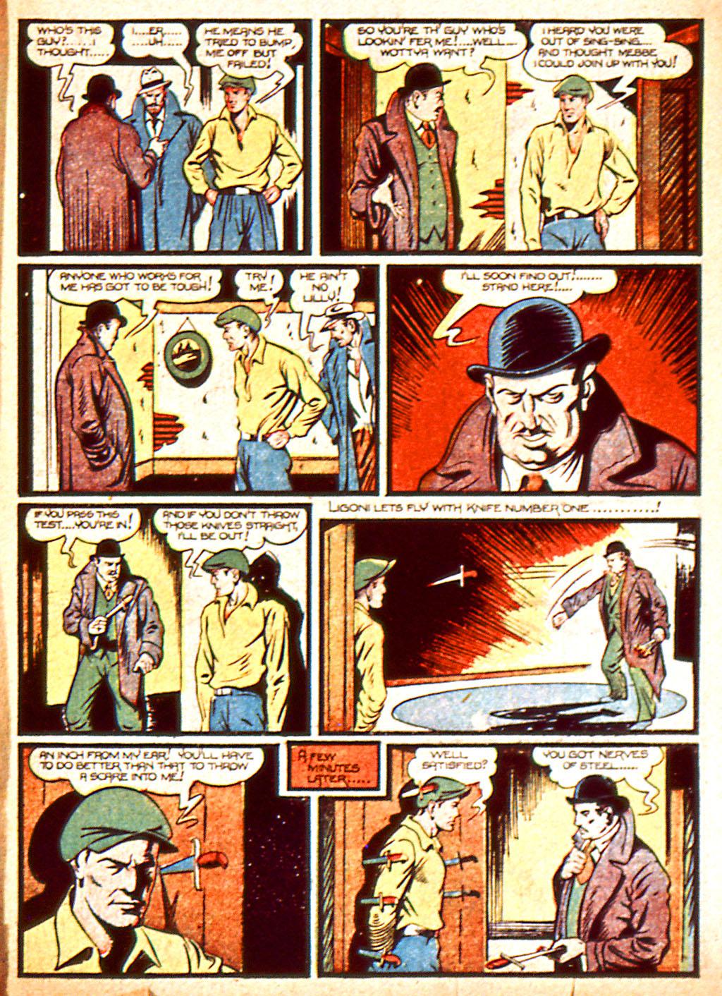 Read online Detective Comics (1937) comic -  Issue #37 - 20