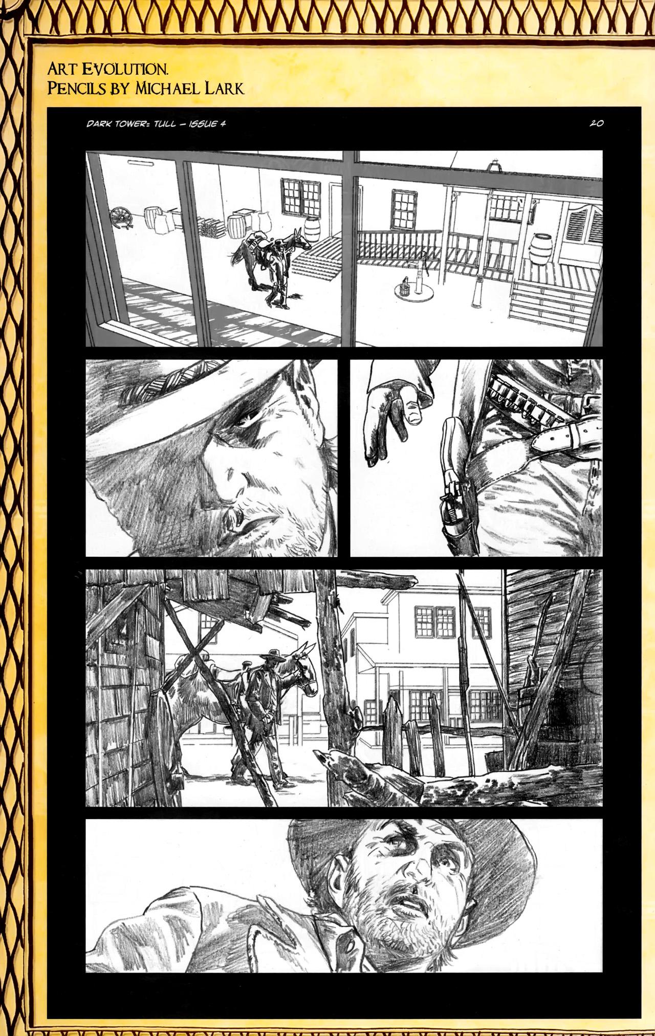 Read online Dark Tower: The Gunslinger - The Battle of Tull comic -  Issue #4 - 28