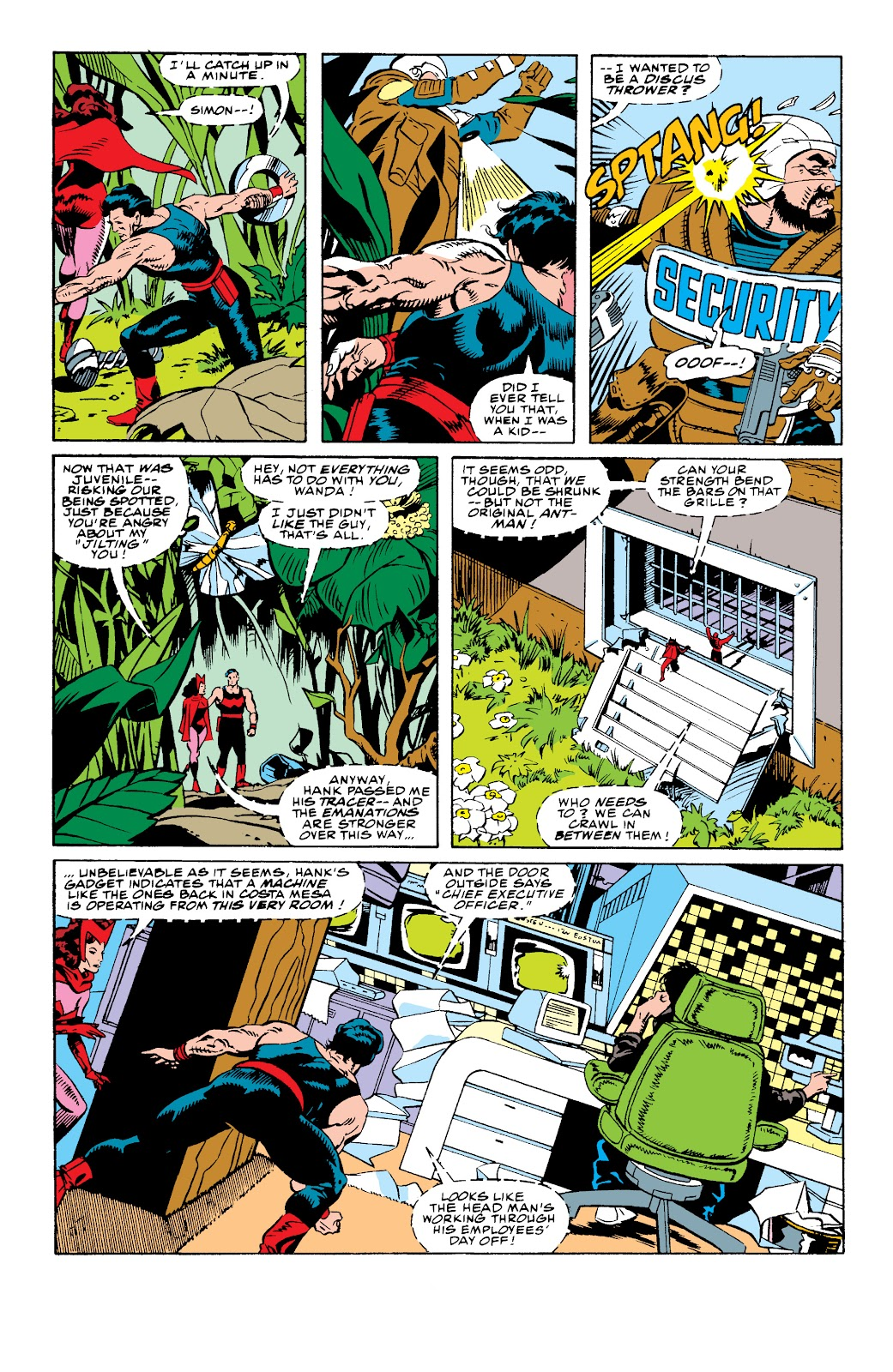 Avengers West Coast (1989) issue 73 - Page 10