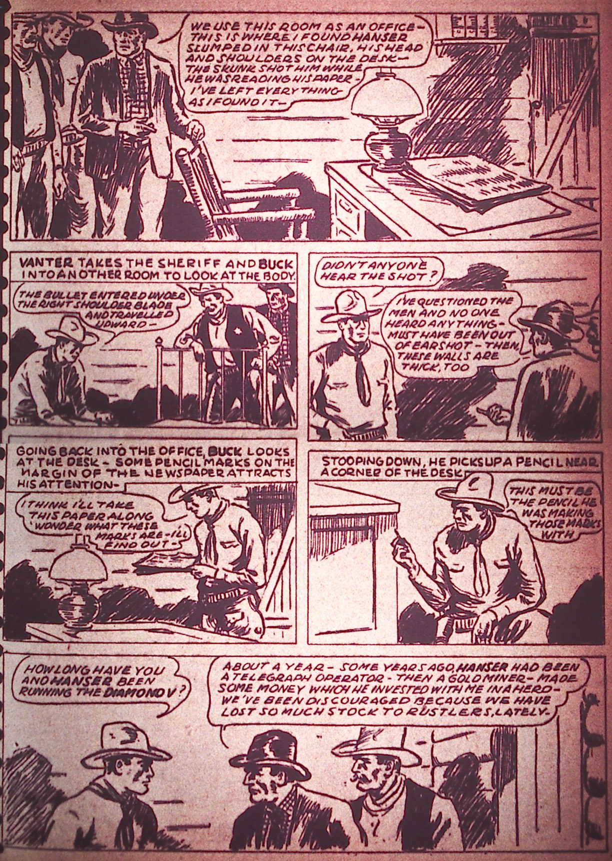 Detective Comics (1937) 4 Page 16