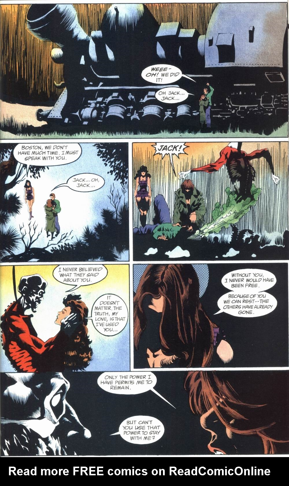 Read online Deadman: Love After Death comic -  Issue #2 - 47