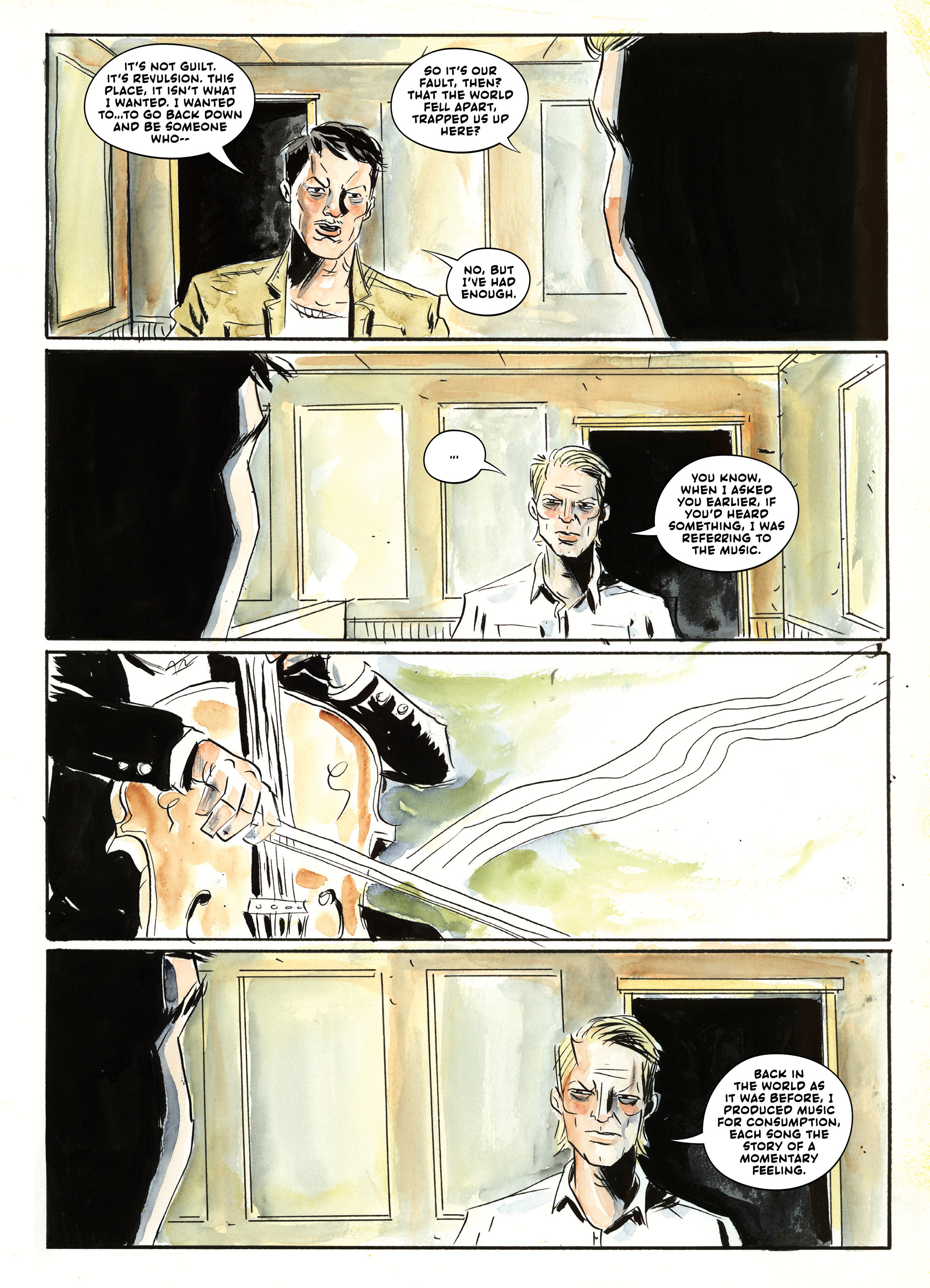 Read online A.D.: After Death comic -  Issue #2 - 63