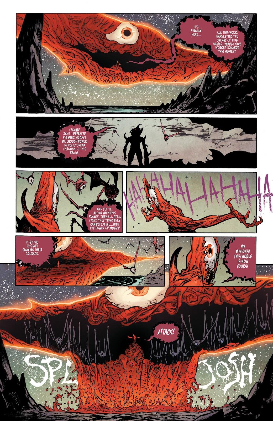 Read online Murder Falcon comic -  Issue #5 - 3
