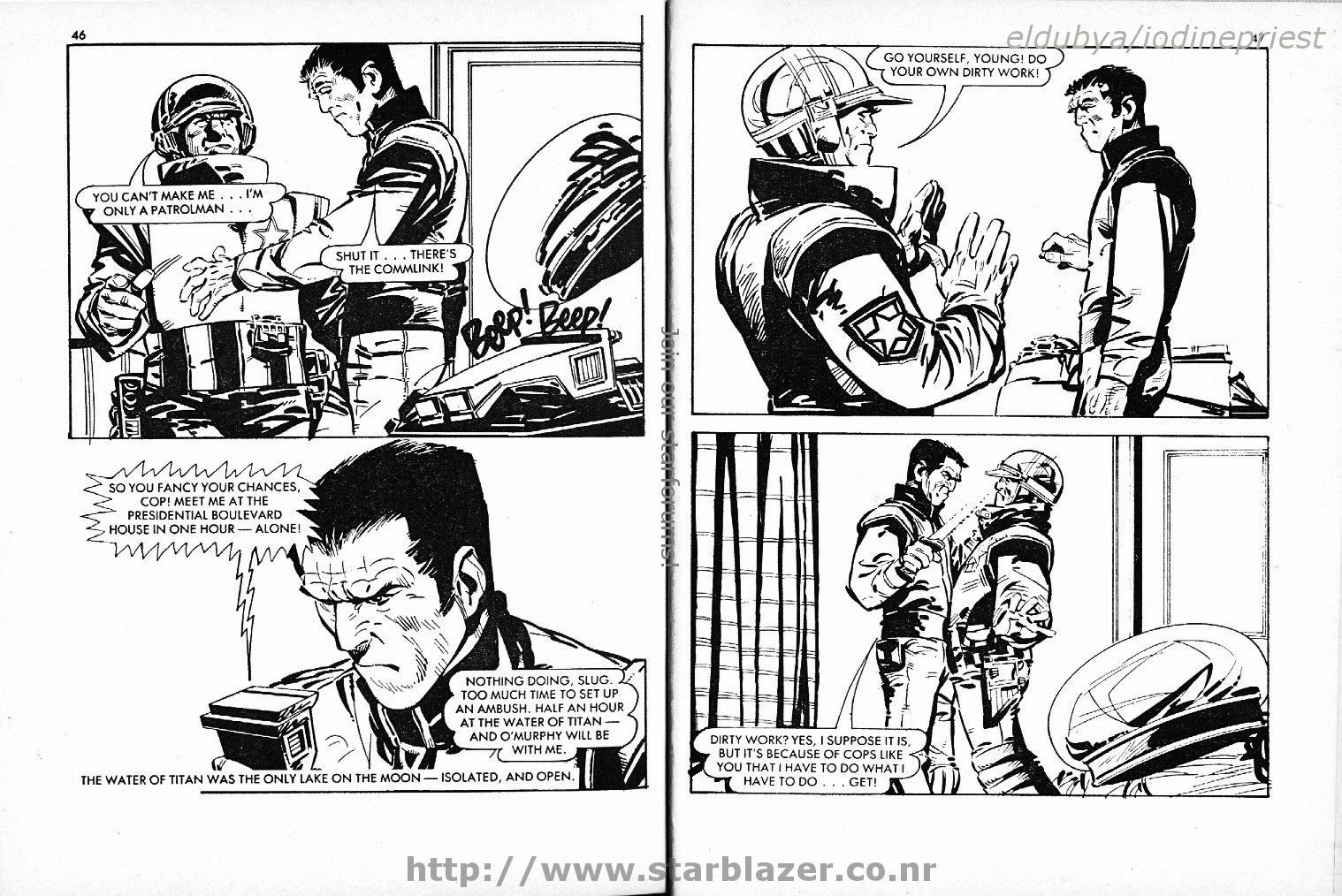 Starblazer issue 165 - Page 25