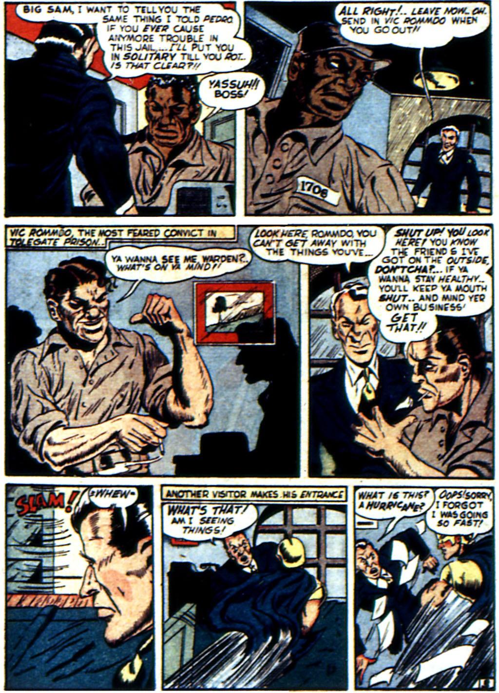 Read online All-Winners Comics comic -  Issue #3 - 31