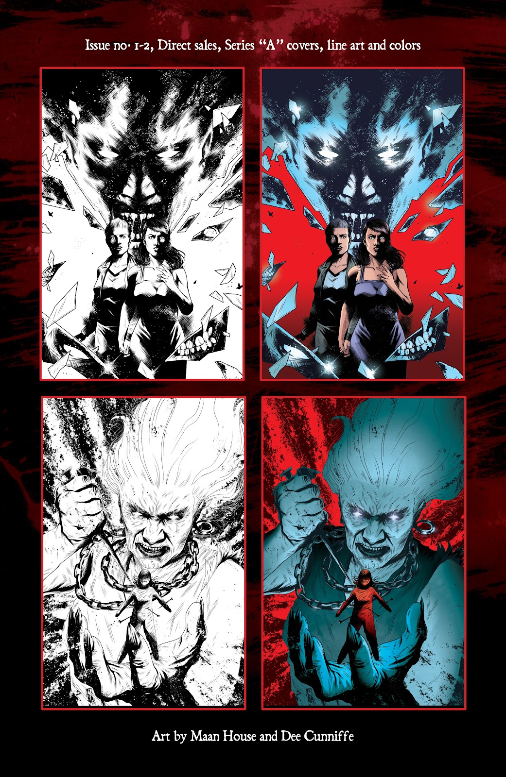 Read online Devil Within comic -  Issue #4 - 24