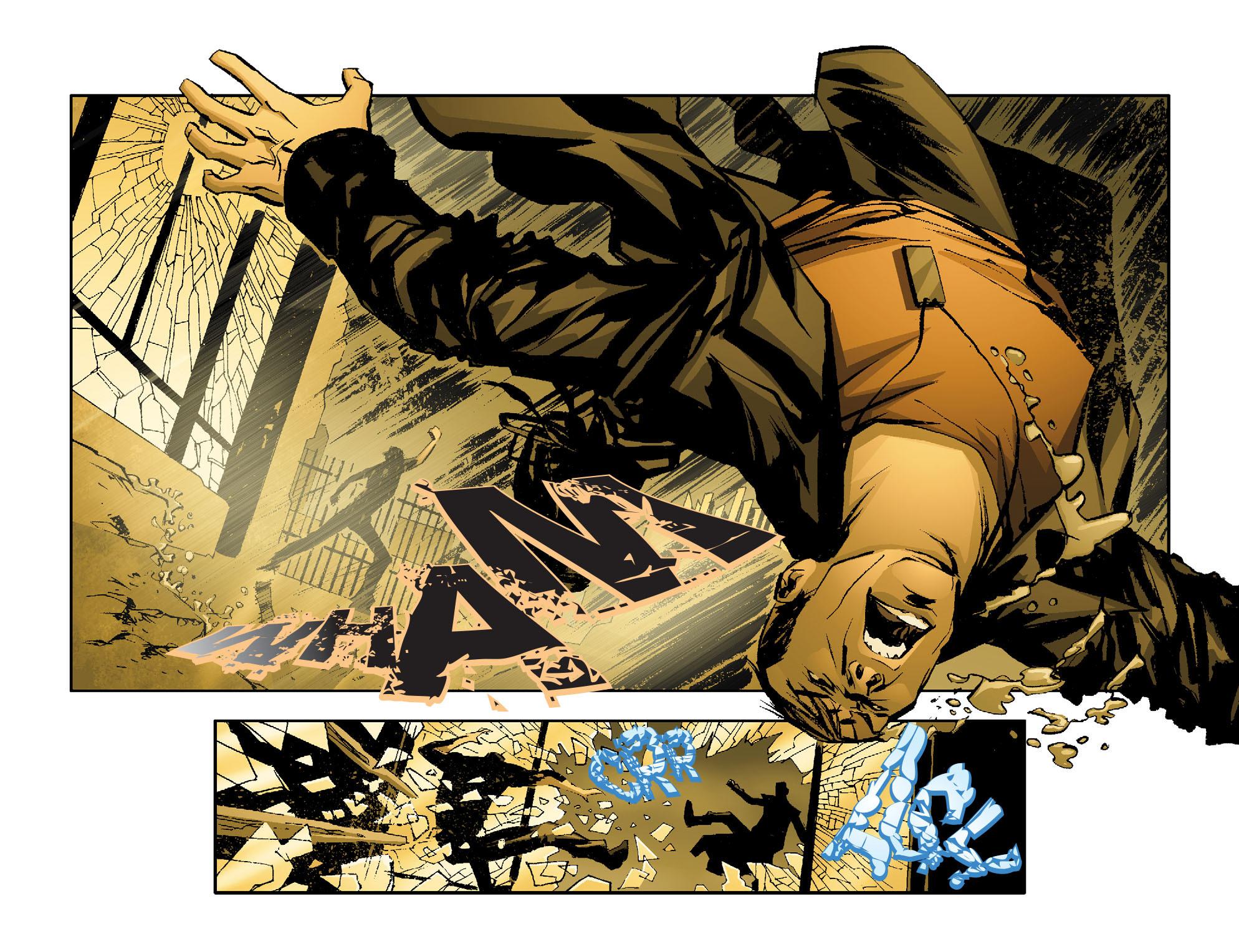 Read online Smallville: Lantern [I] comic -  Issue #1 - 4