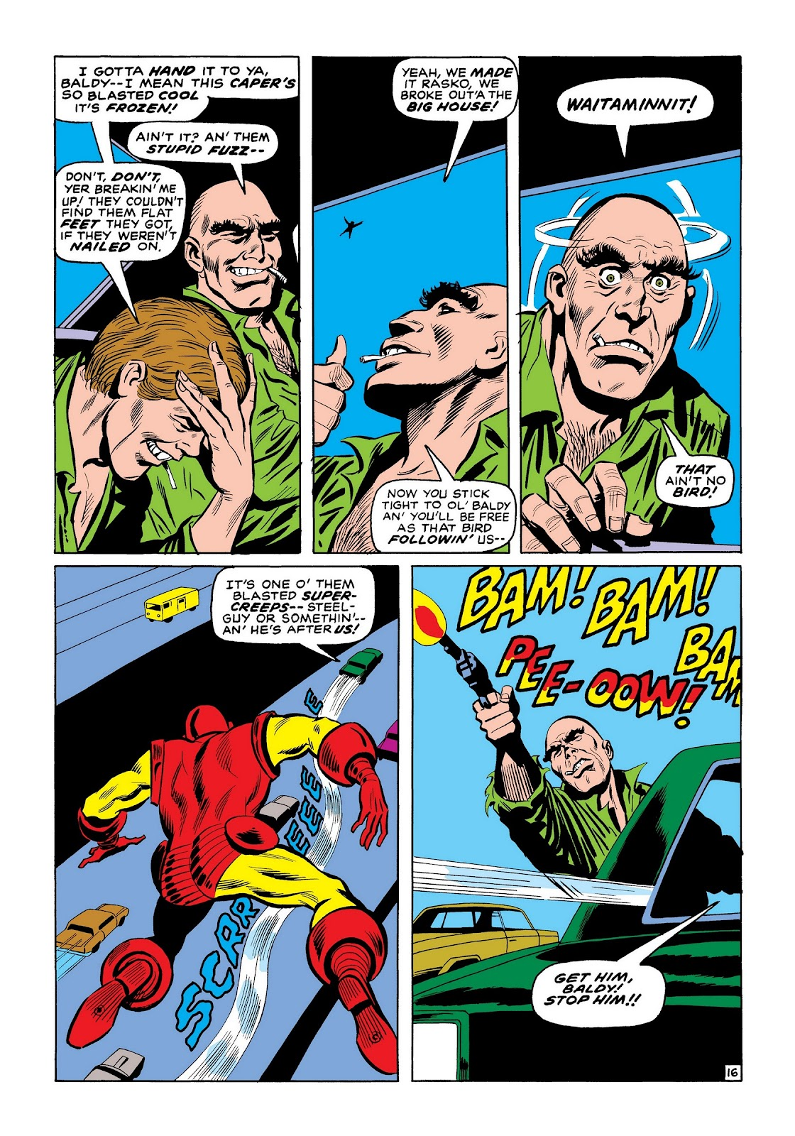 Read online Marvel Masterworks: The Invincible Iron Man comic -  Issue # TPB 7 (Part 2) - 44