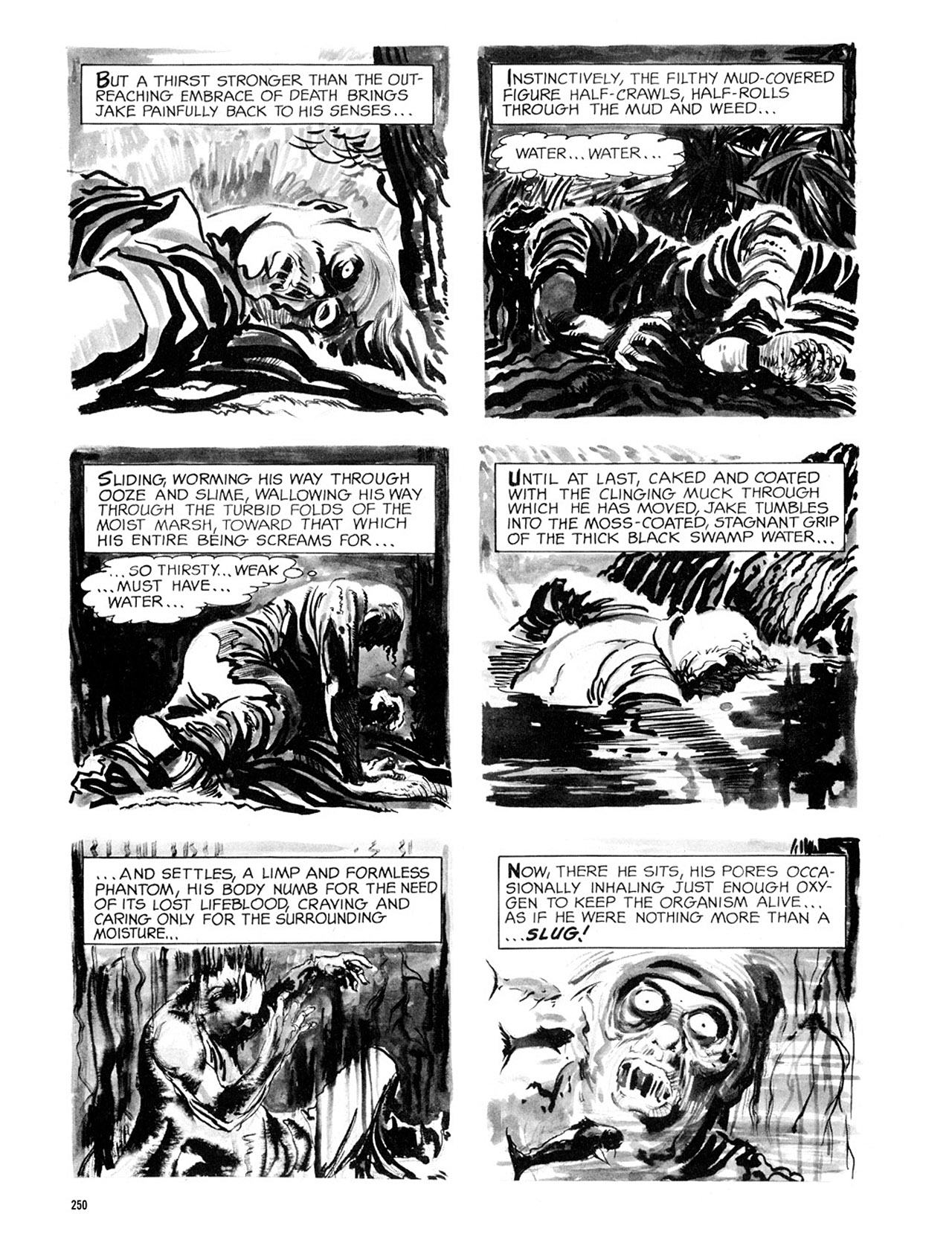 Read online Eerie Archives comic -  Issue # TPB 2 - 251