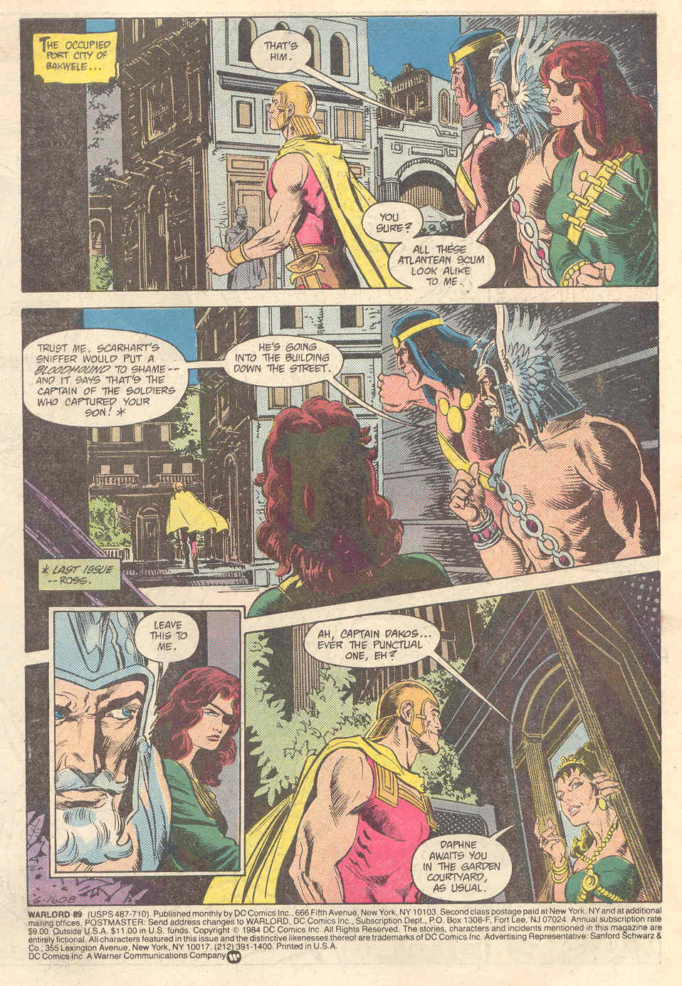 Warlord (1976) issue 89 - Page 2