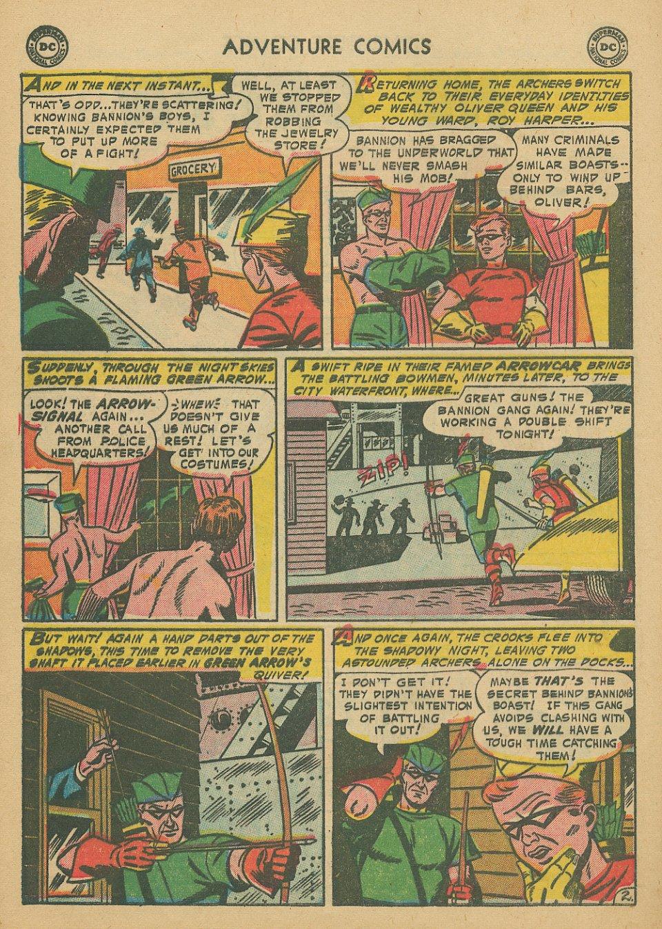 Read online Adventure Comics (1938) comic -  Issue #205 - 29
