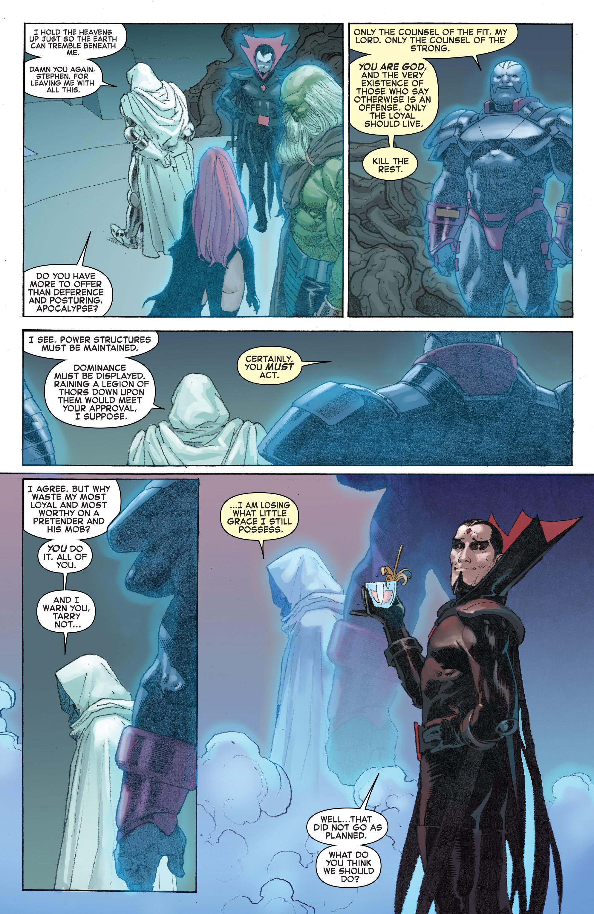 Read online Secret Wars comic -  Issue #6 - 18