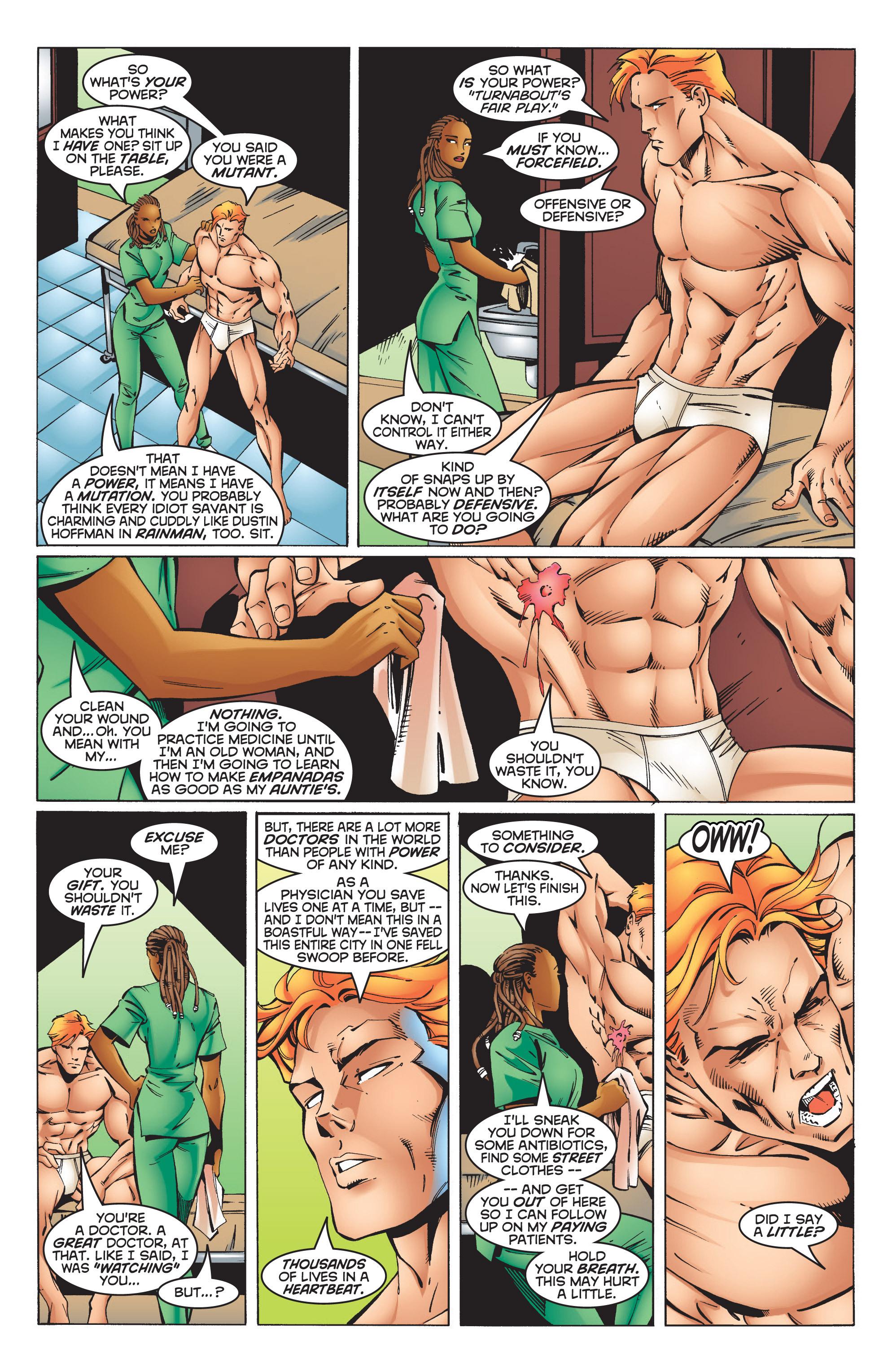 Read online Uncanny X-Men (1963) comic -  Issue #351 - 21