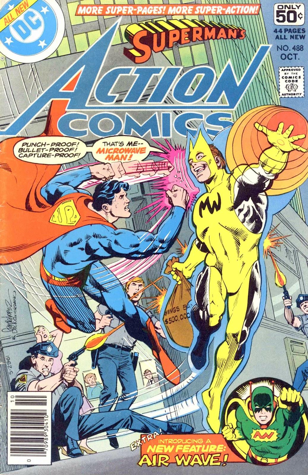 Action Comics (1938) 488 Page 1
