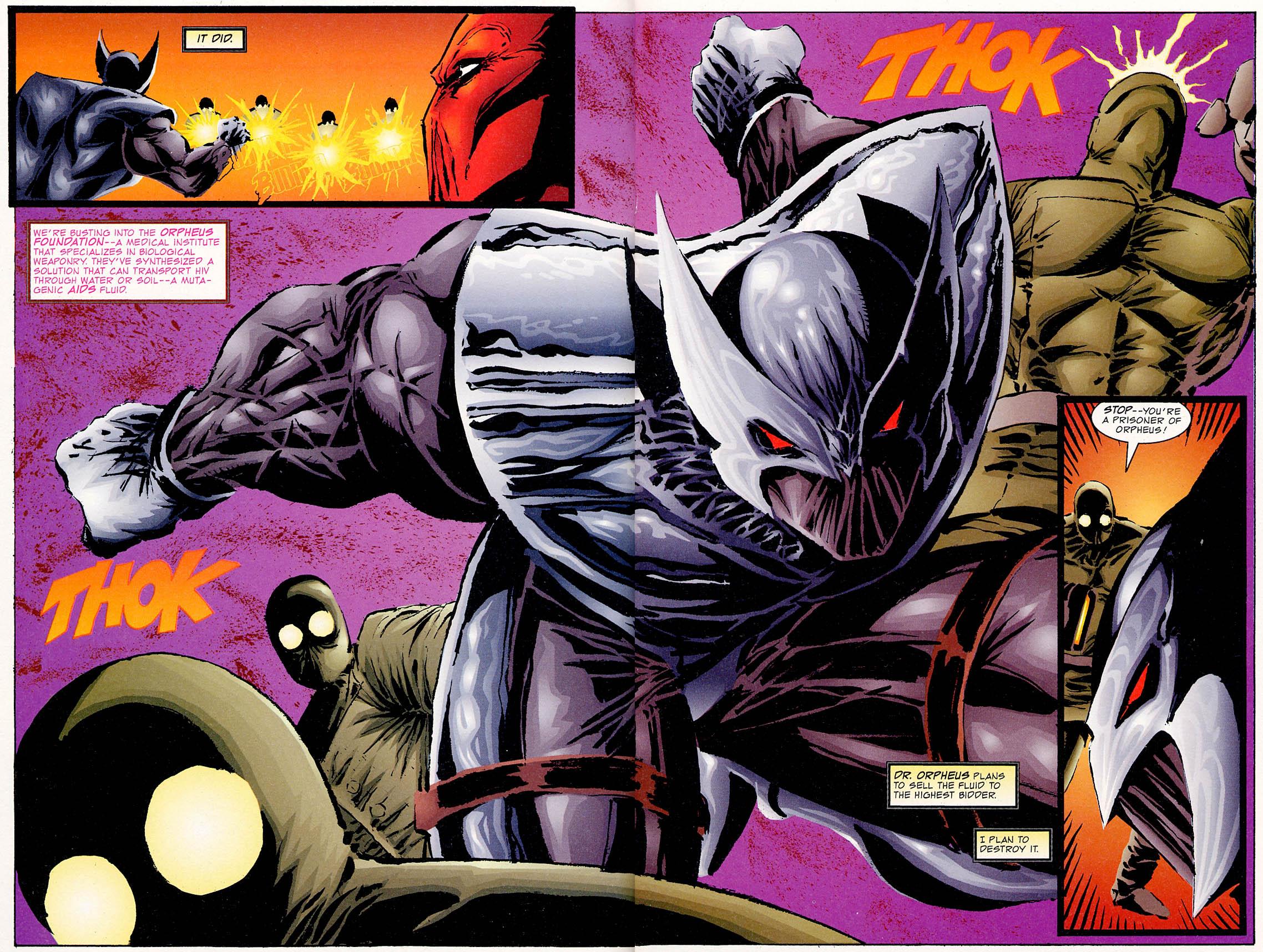 Read online ShadowHawk comic -  Issue #0 - 7