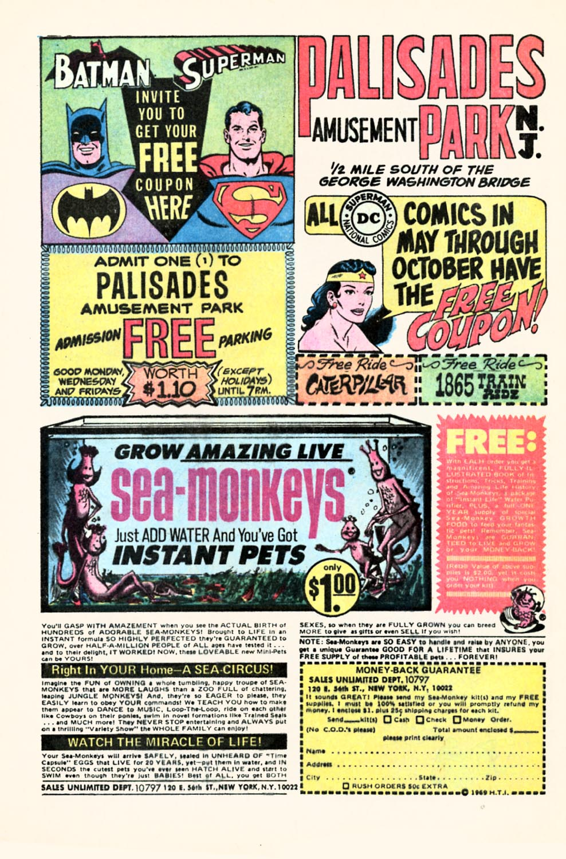 Read online Wonder Woman (1942) comic -  Issue #190 - 28