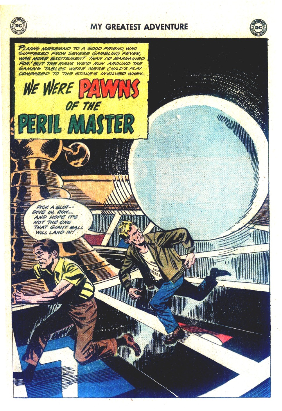 My Greatest Adventure (1955) issue 67 - Page 25
