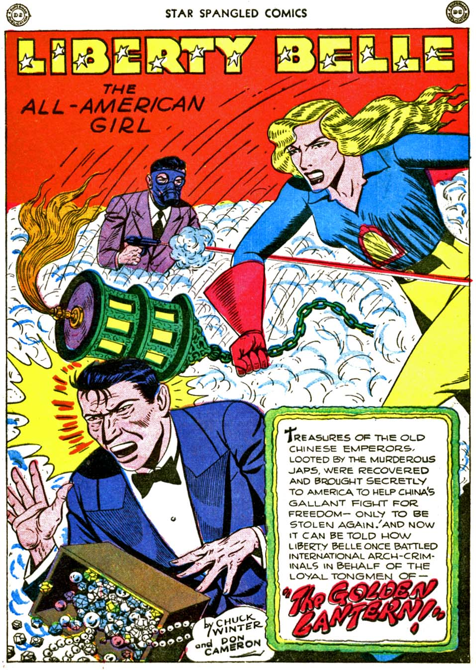 Star Spangled Comics (1941) issue 56 - Page 40