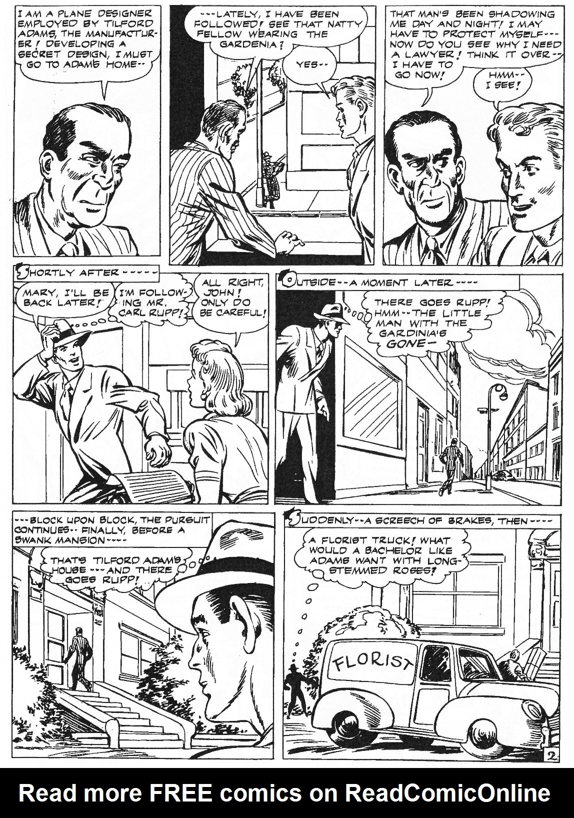 Read online Men of Mystery Comics comic -  Issue #81 - 164