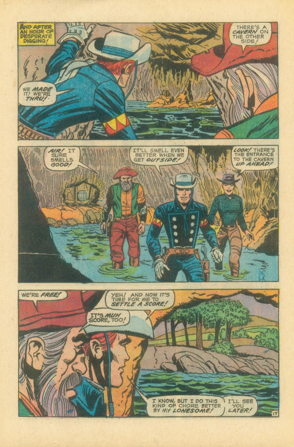 The Rawhide Kid (1955) issue 87 - Page 25