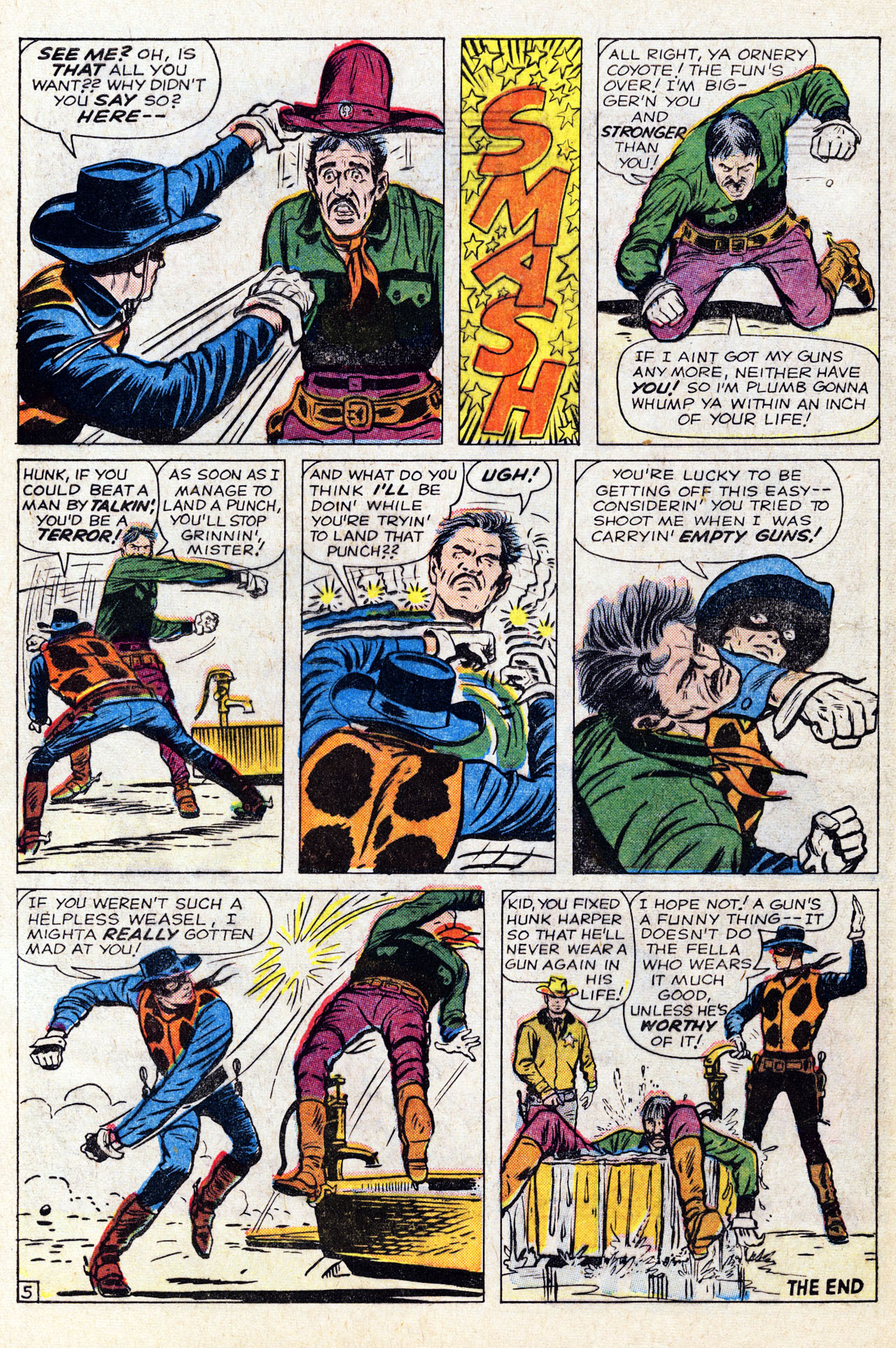 Read online Two-Gun Kid comic -  Issue #64 - 32