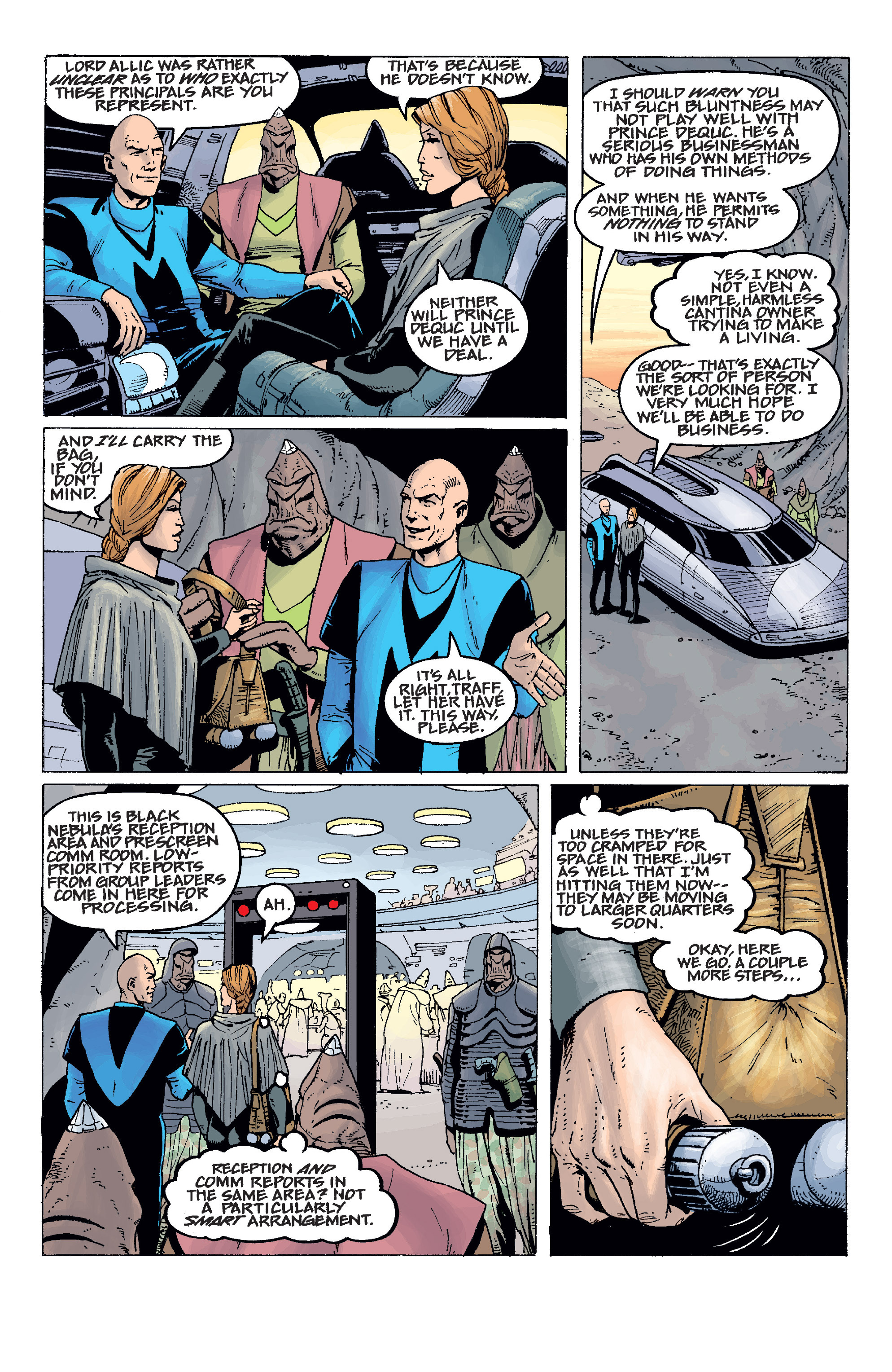Read online Star Wars Omnibus comic -  Issue # Vol. 11 - 268