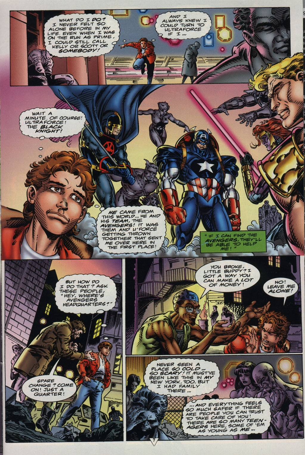 Read online Prime Vs. The Incredible Hulk comic -  Issue # Full - 10