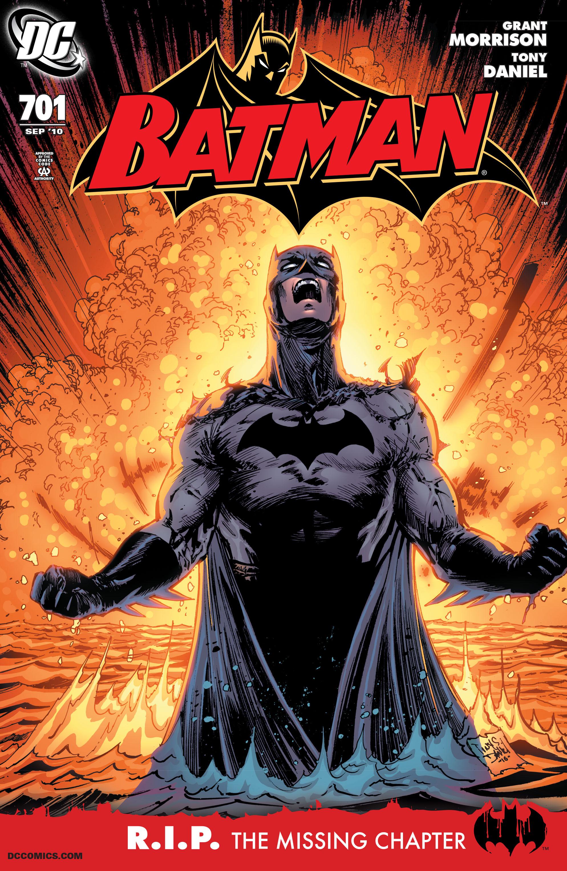 Batman (1940) 701 Page 1