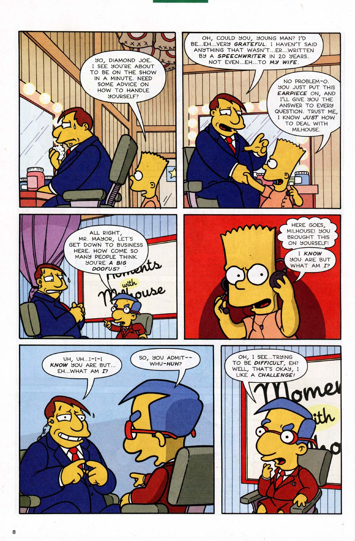 Read online Simpsons Comics Presents Bart Simpson comic -  Issue #10 - 27