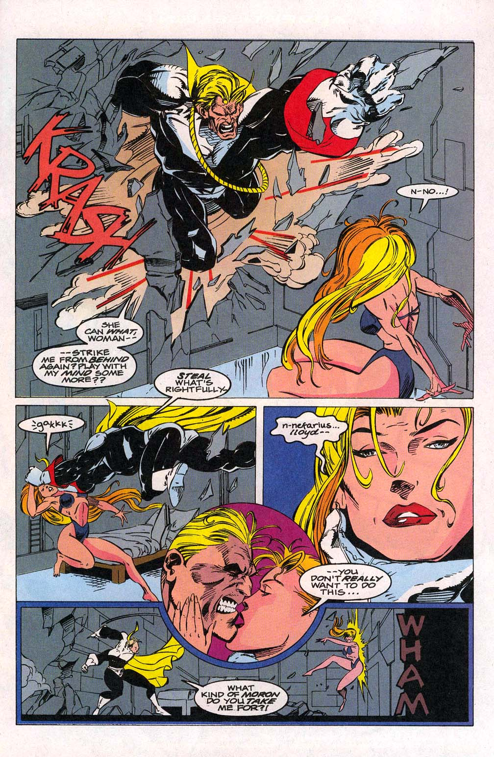 Avengers Unplugged issue 1 - Page 8