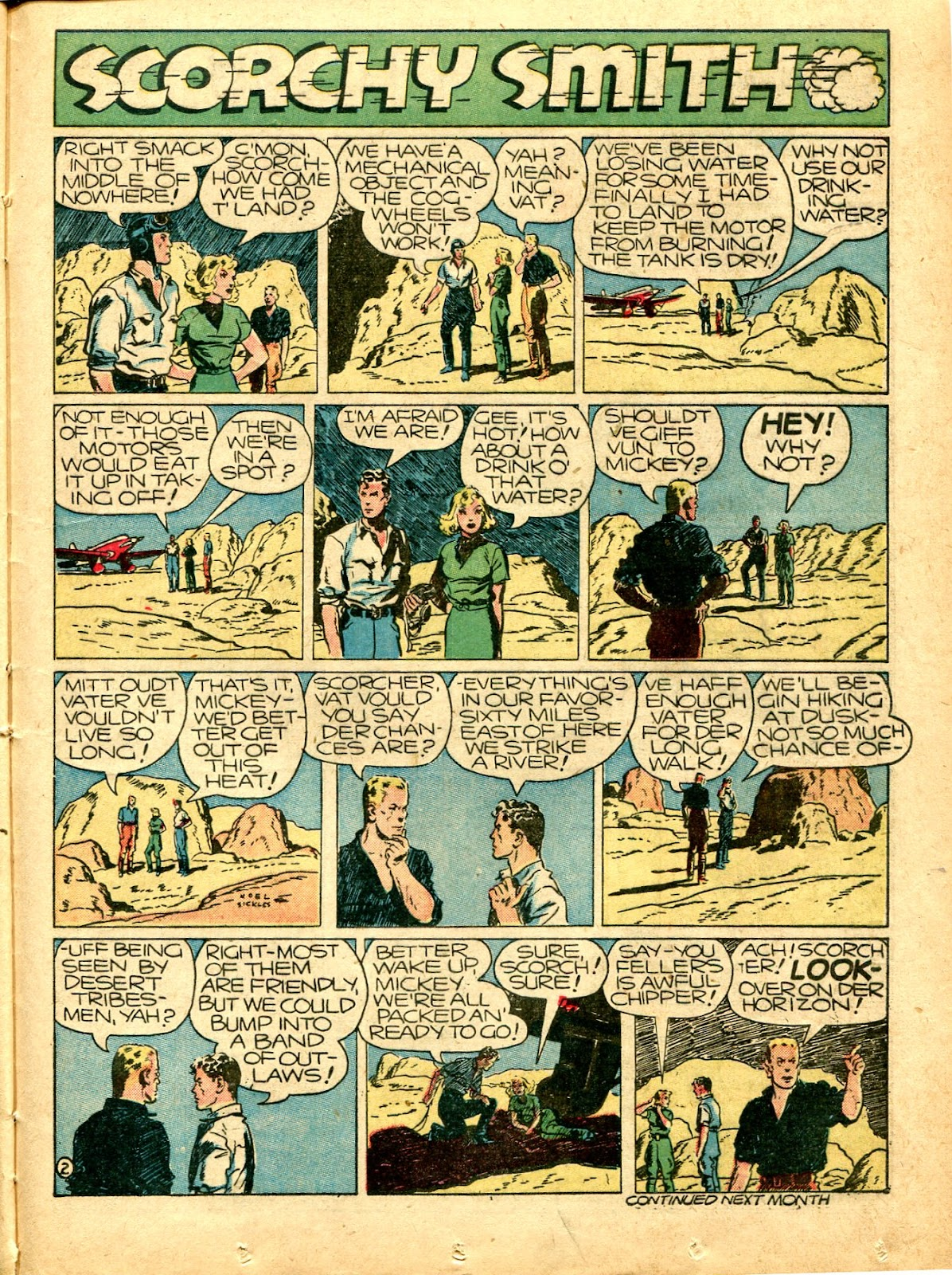 Read online Famous Funnies comic -  Issue #77 - 46