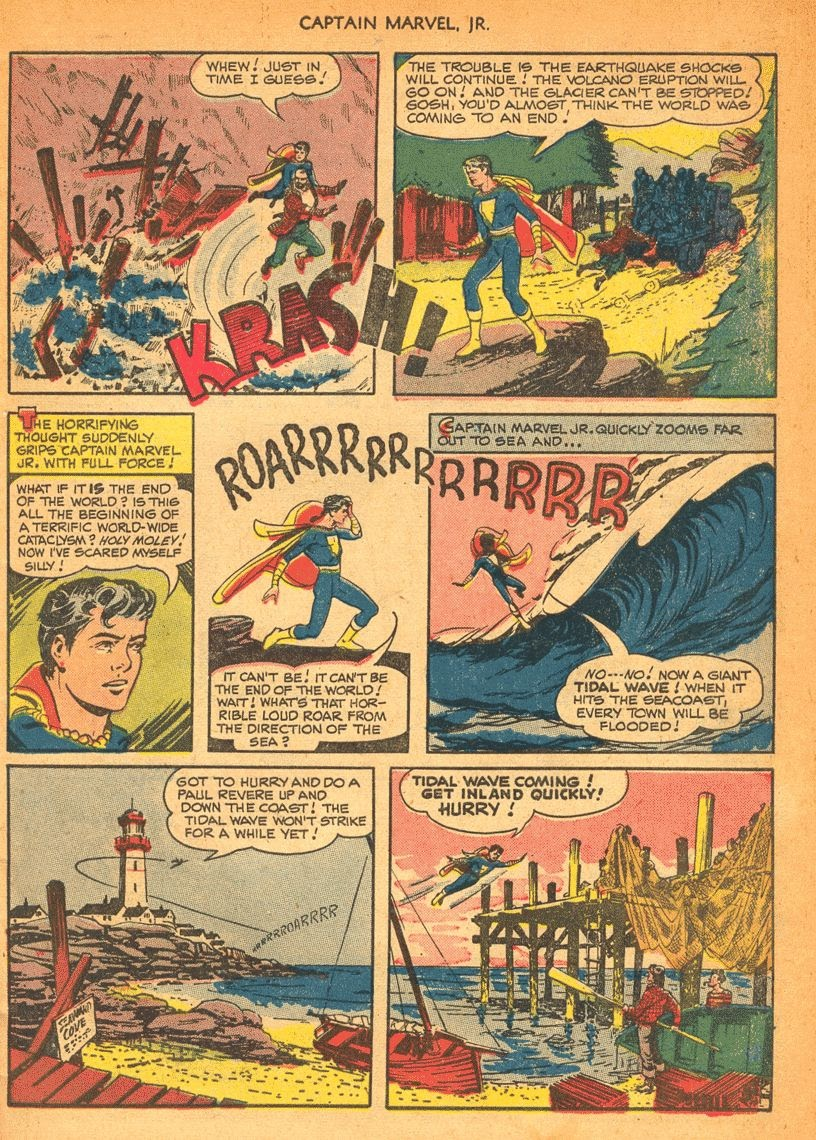 Captain Marvel, Jr. issue 84 - Page 6