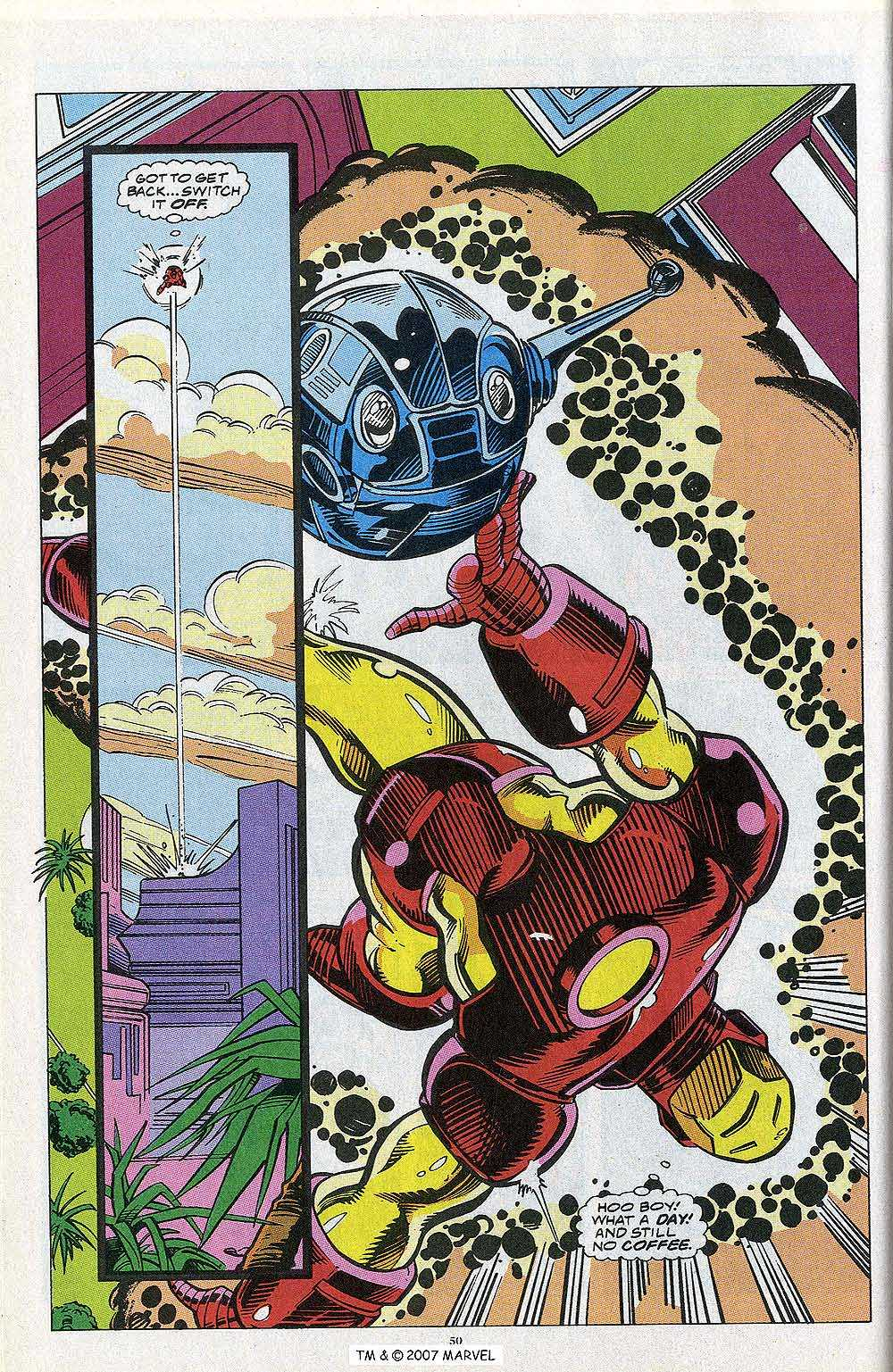 Iron Man Annual issue 13 - Page 52
