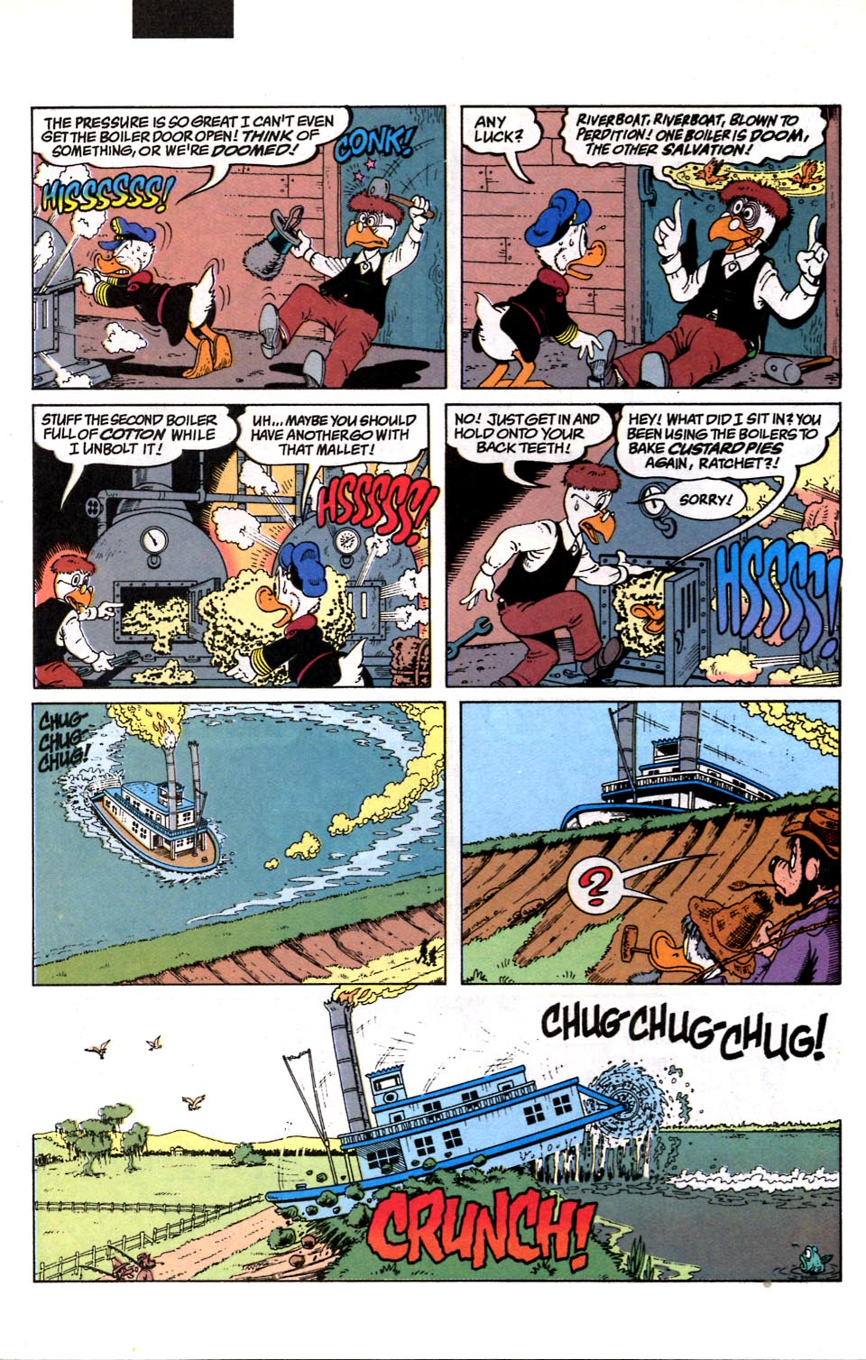 Read online Uncle Scrooge (1953) comic -  Issue #286 - 25