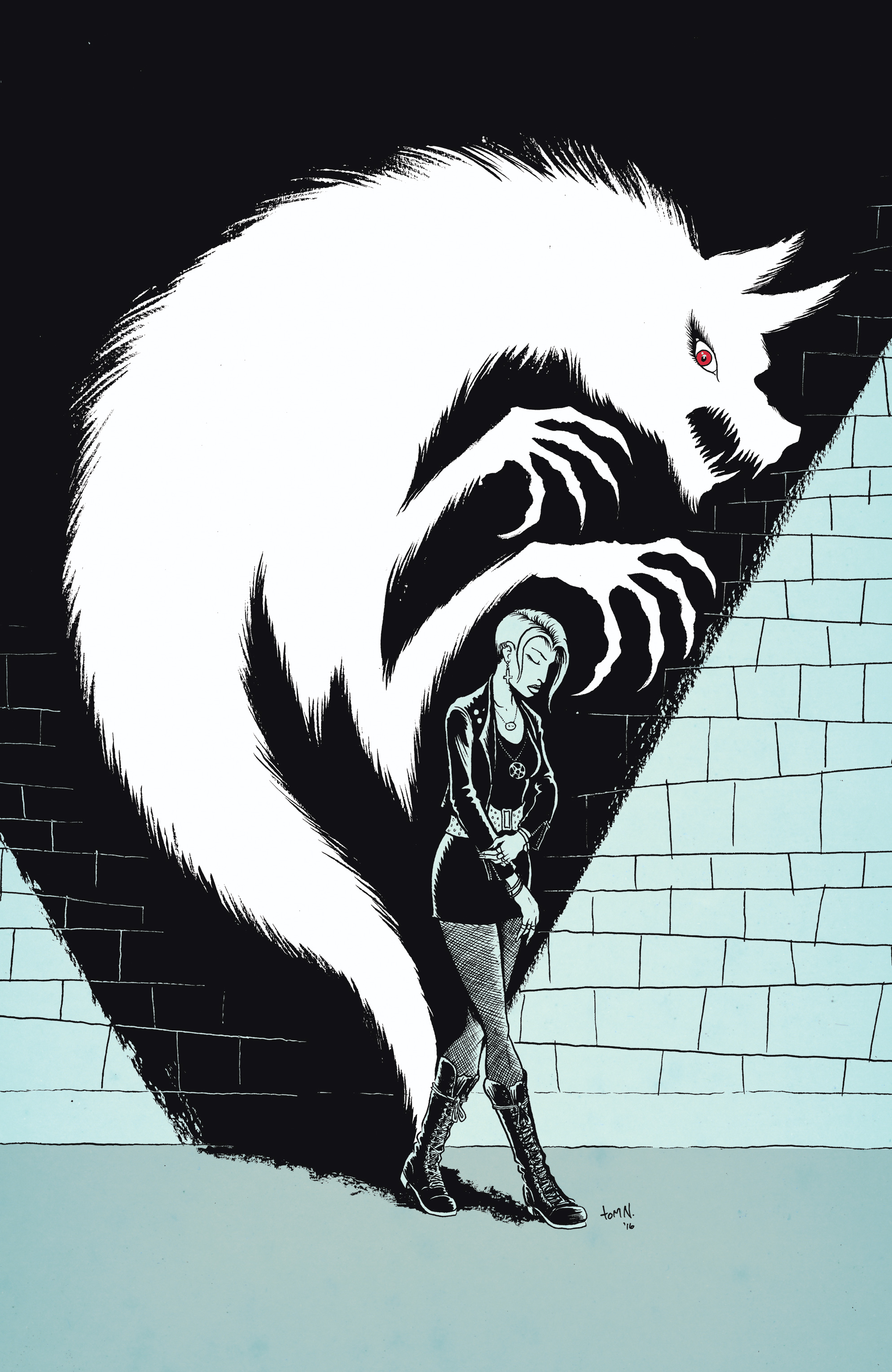 Read online She Wolf comic -  Issue #3 - 27