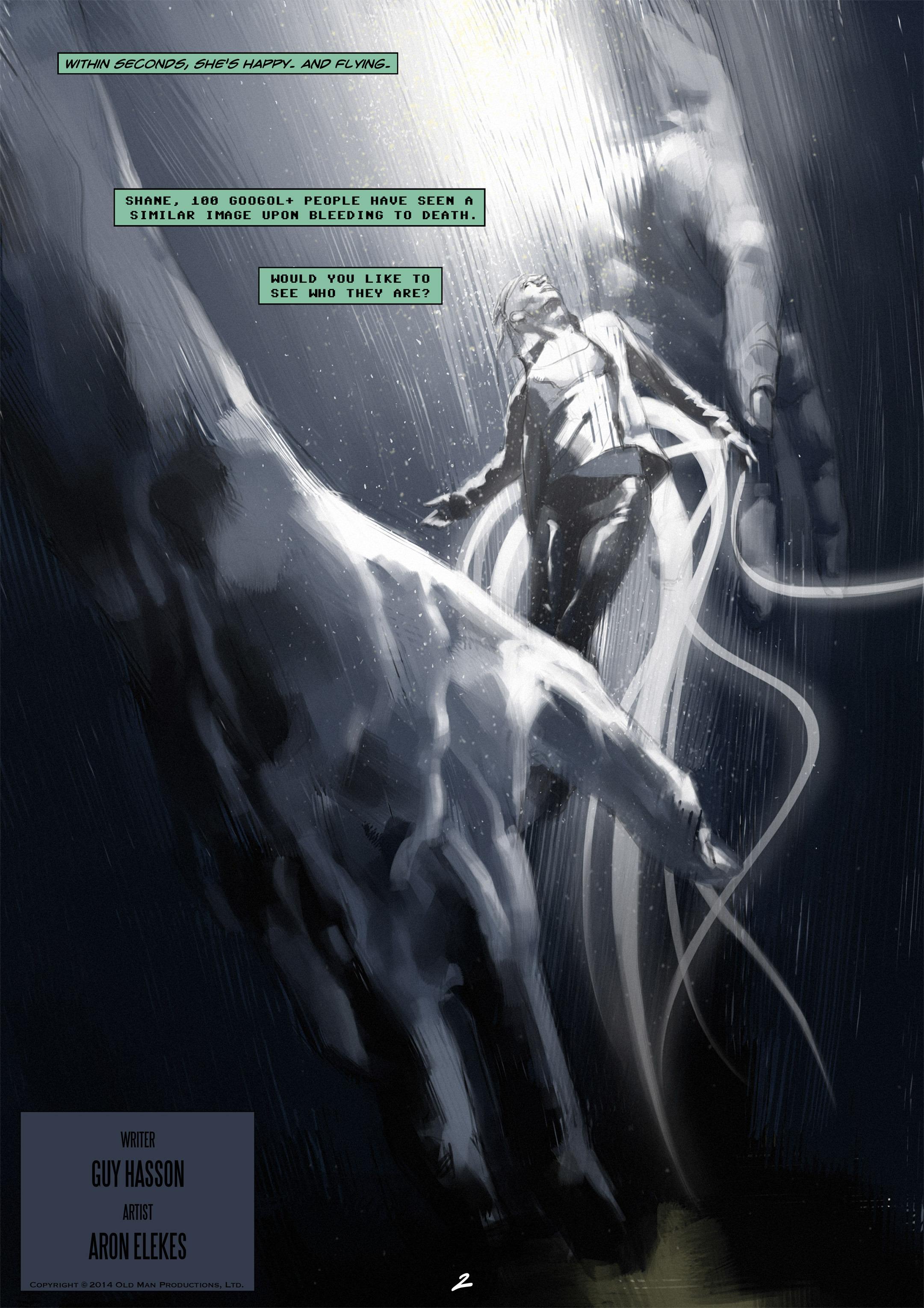 Read online Wynter comic -  Issue #2 - 3