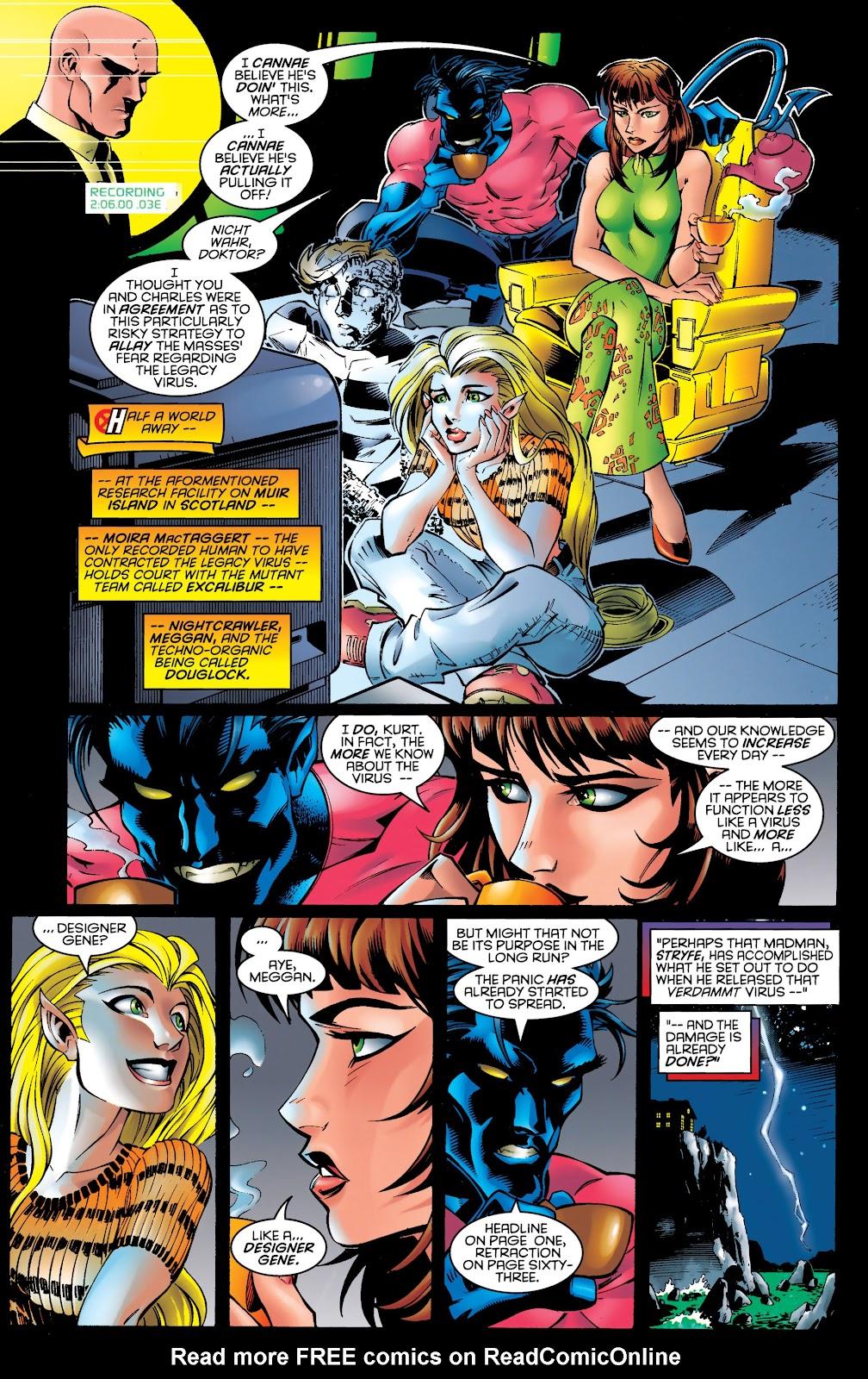 Uncanny X-Men (1963) issue 326 - Page 8