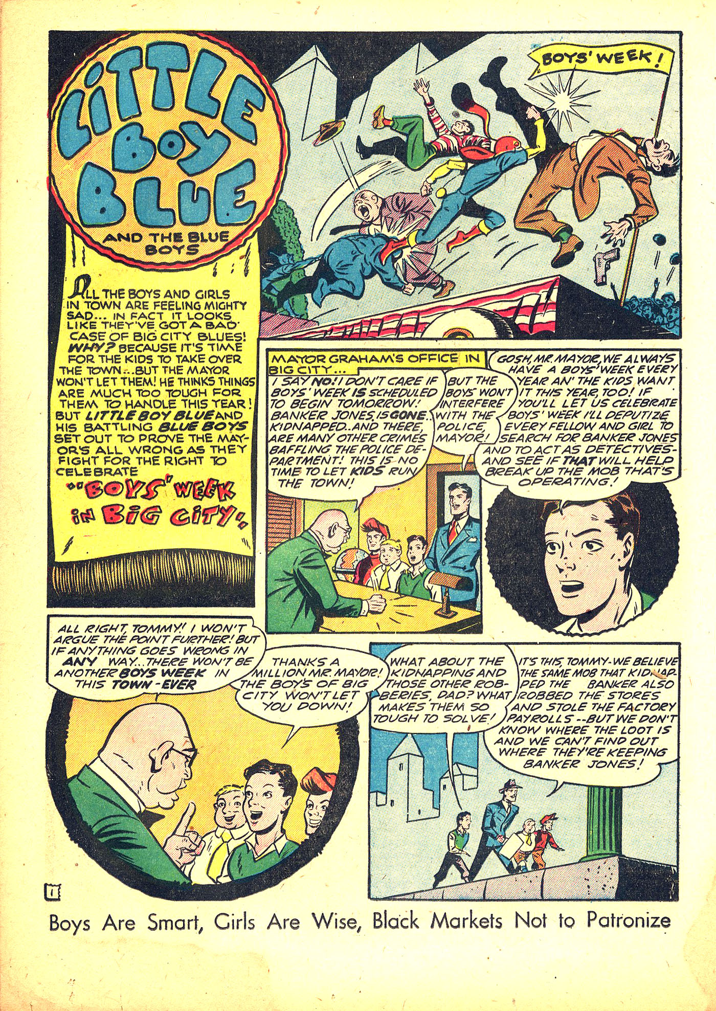 Read online Sensation (Mystery) Comics comic -  Issue #31 - 26