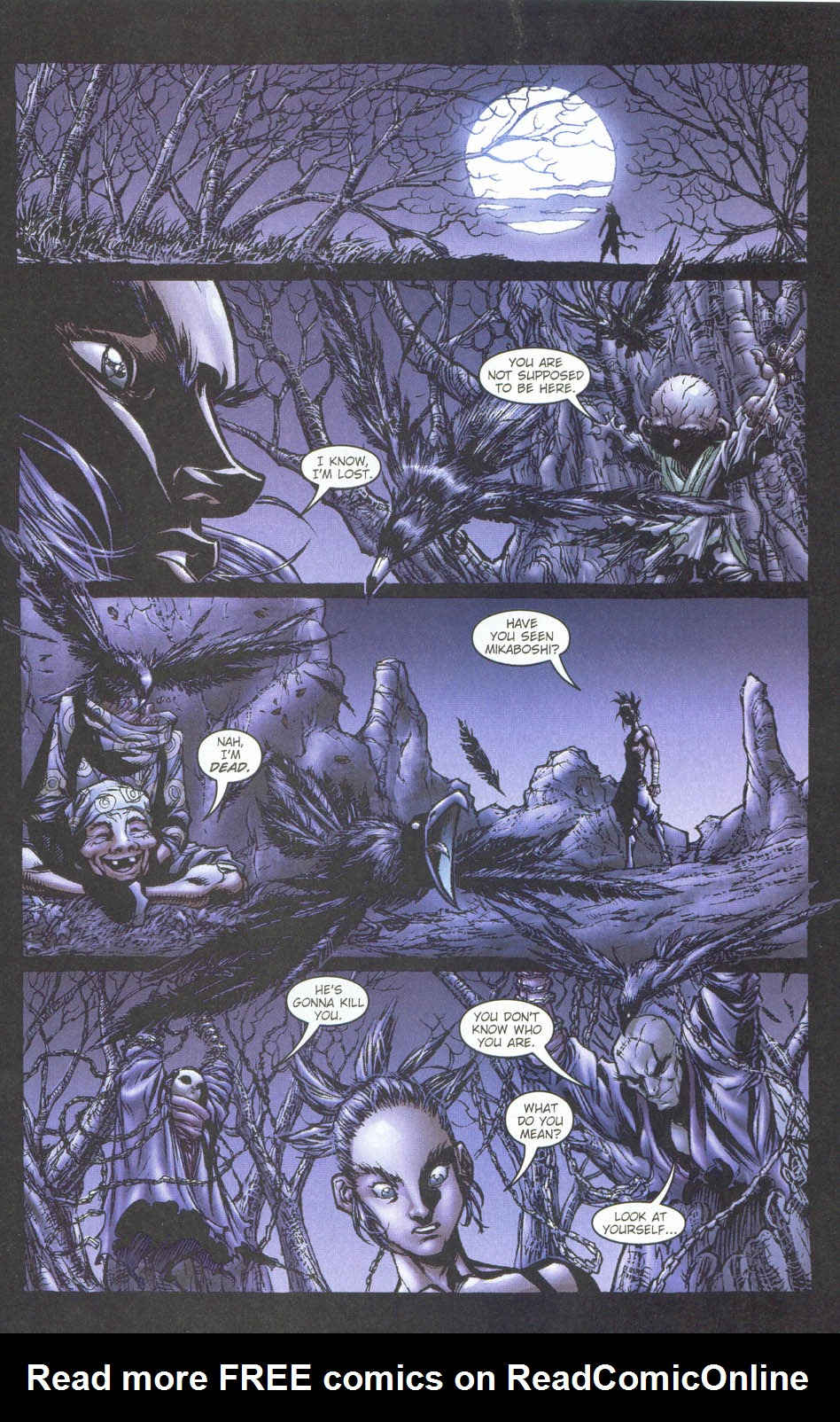 Read online Ninja Boy comic -  Issue #5 - 3
