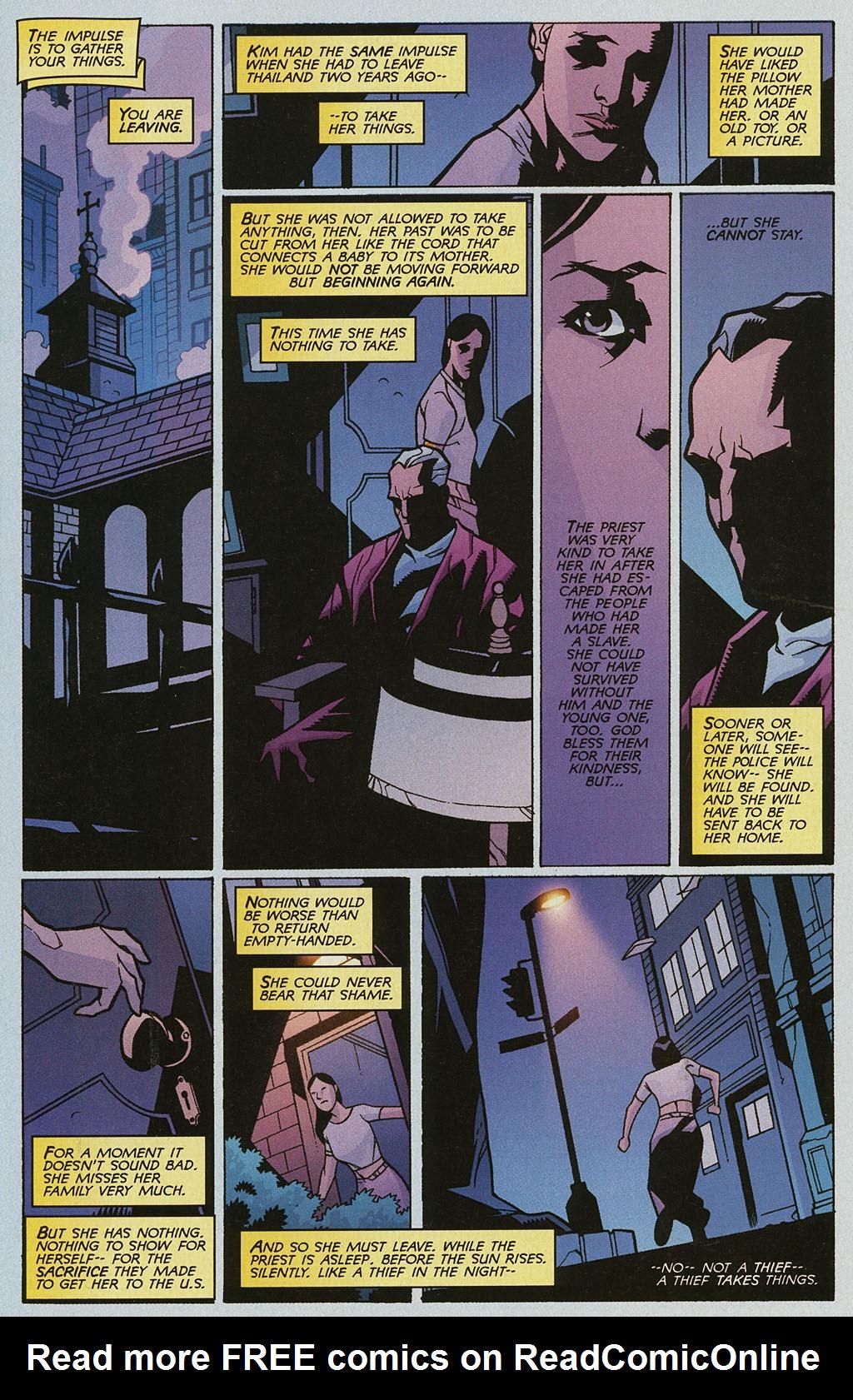 Read online Nightcrawler (2002) comic -  Issue #4 - 2