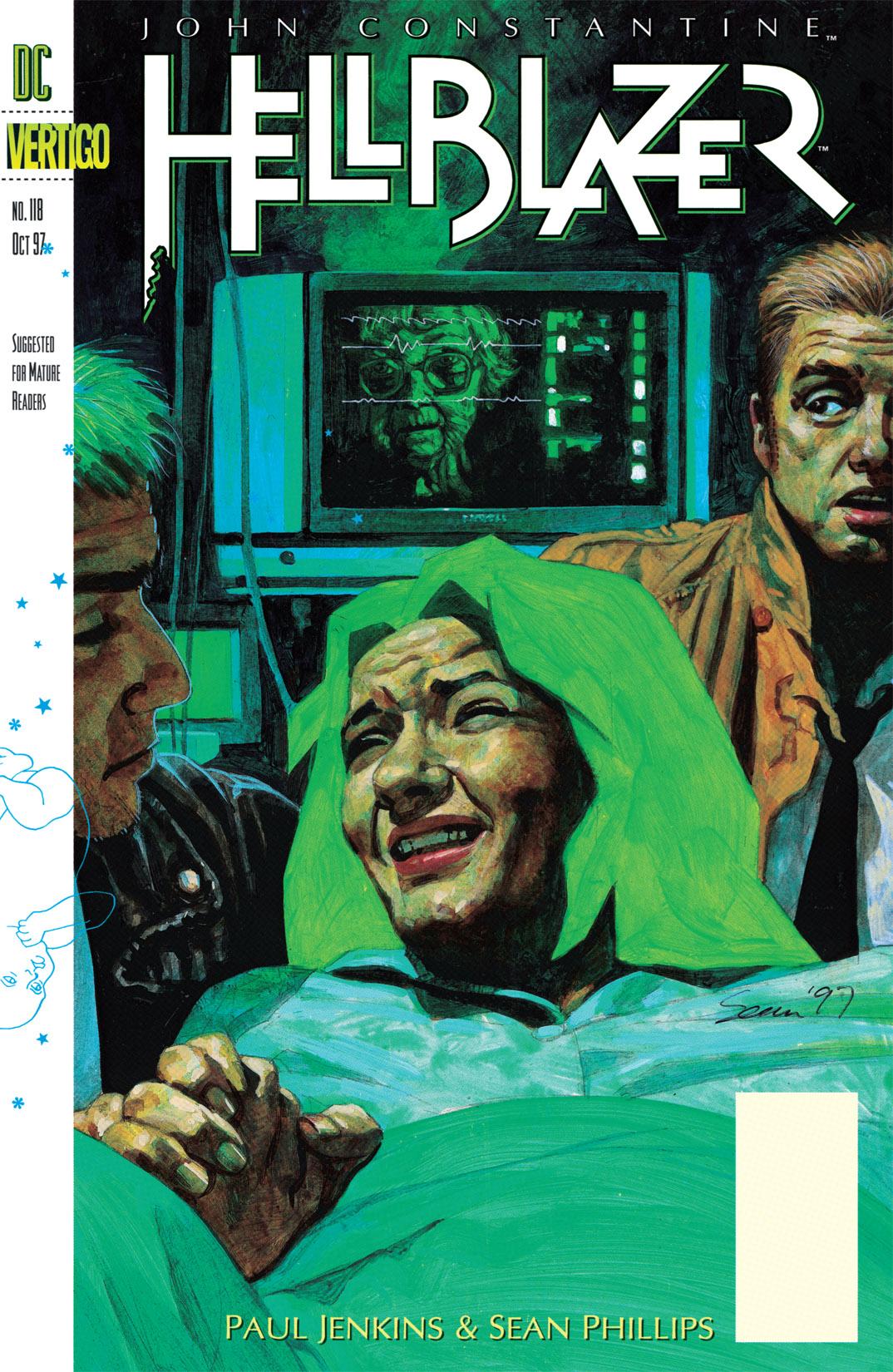 Hellblazer issue 118 - Page 1