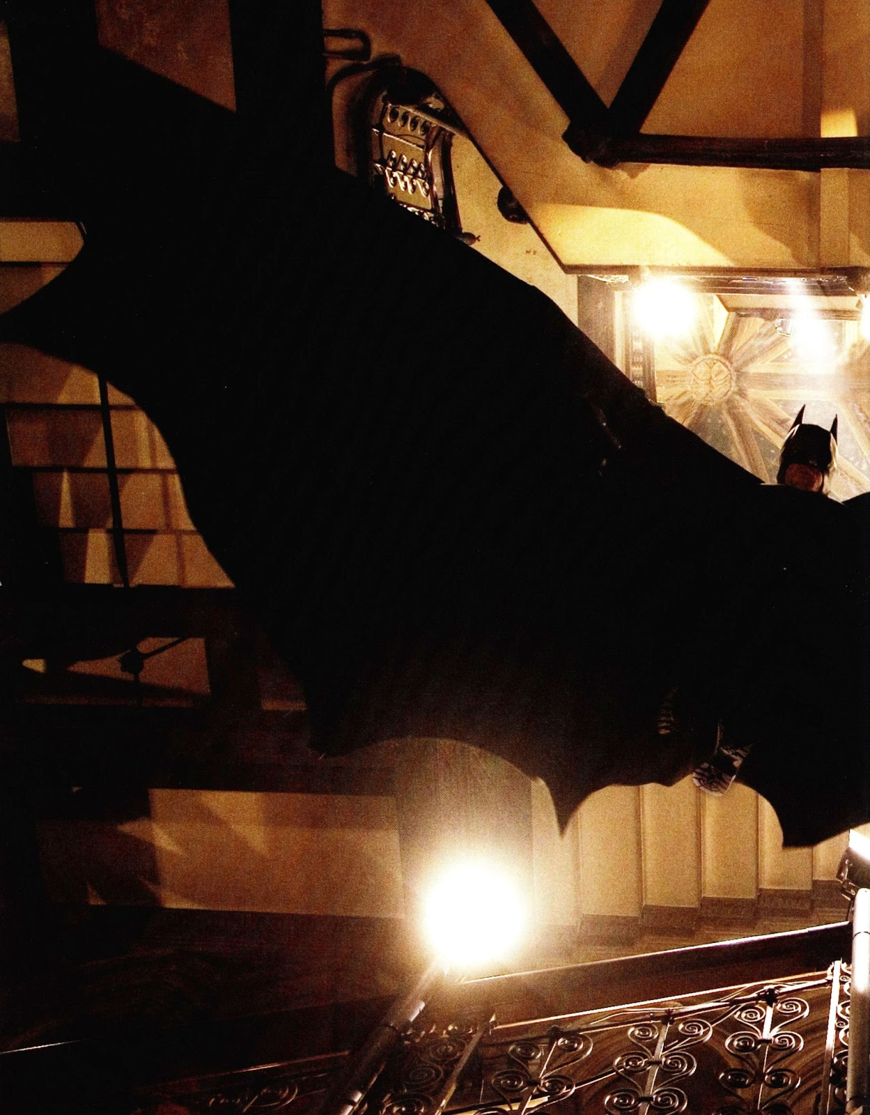 Read online Batman Begins: The Official Movie Guide comic -  Issue # TPB (Part 1) - 7