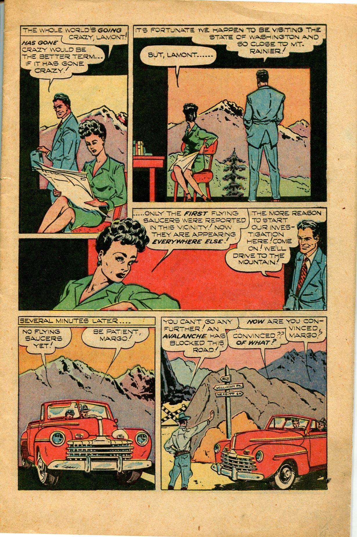Read online Shadow Comics comic -  Issue #82 - 5