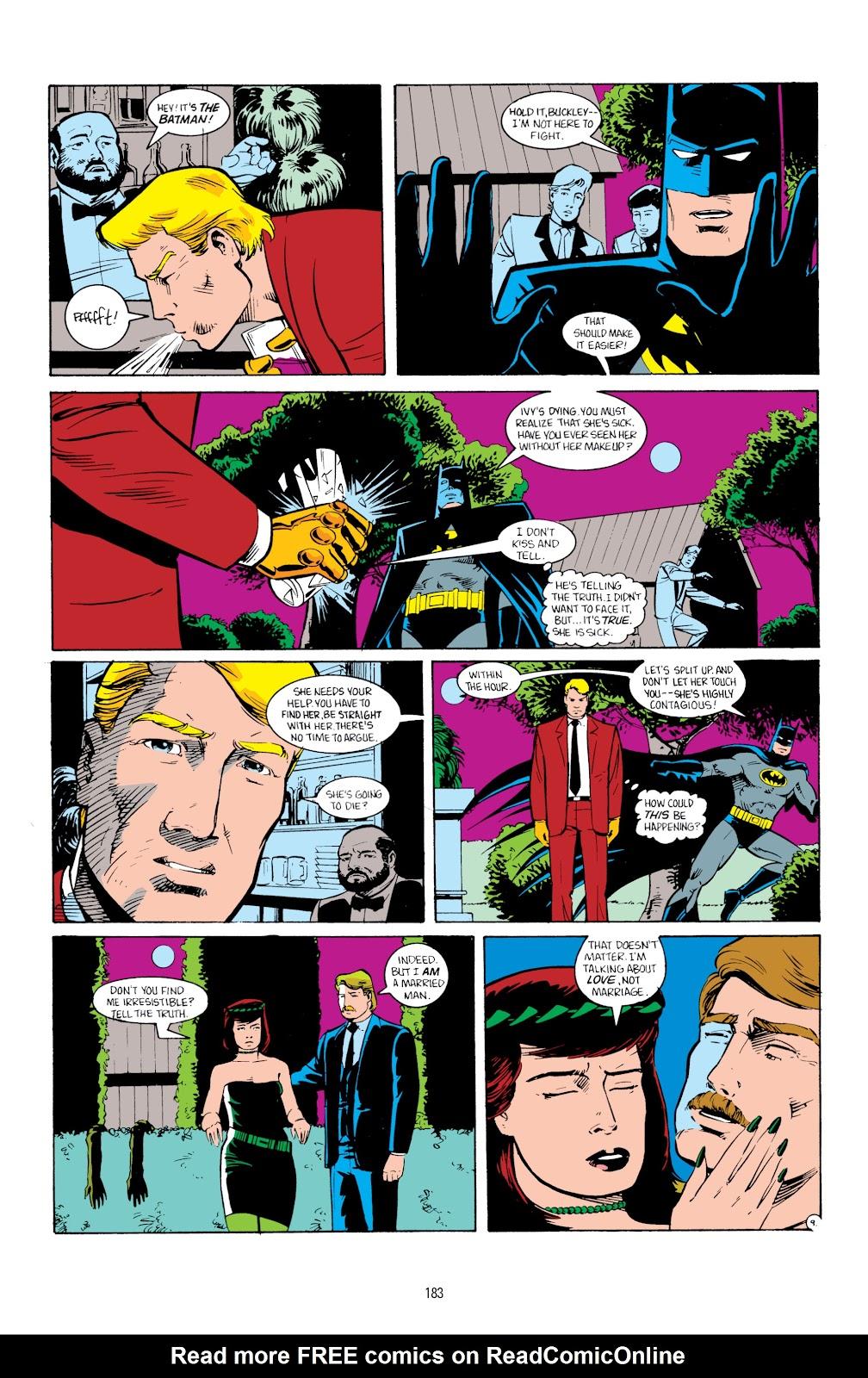 Read online Detective Comics (1937) comic -  Issue # _TPB Batman - The Dark Knight Detective 2 (Part 2) - 85