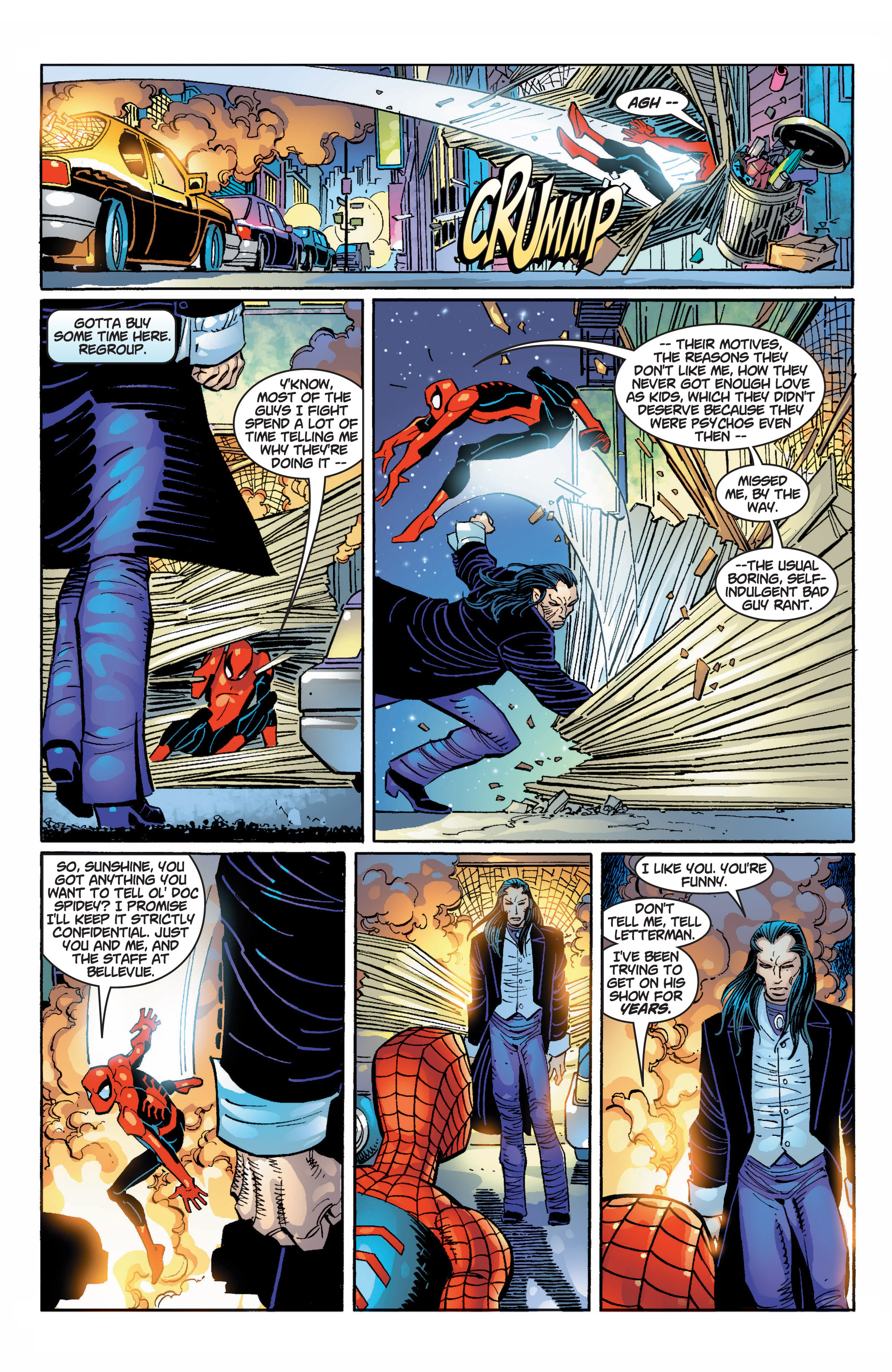 The Amazing Spider-Man (1999) 33 Page 3
