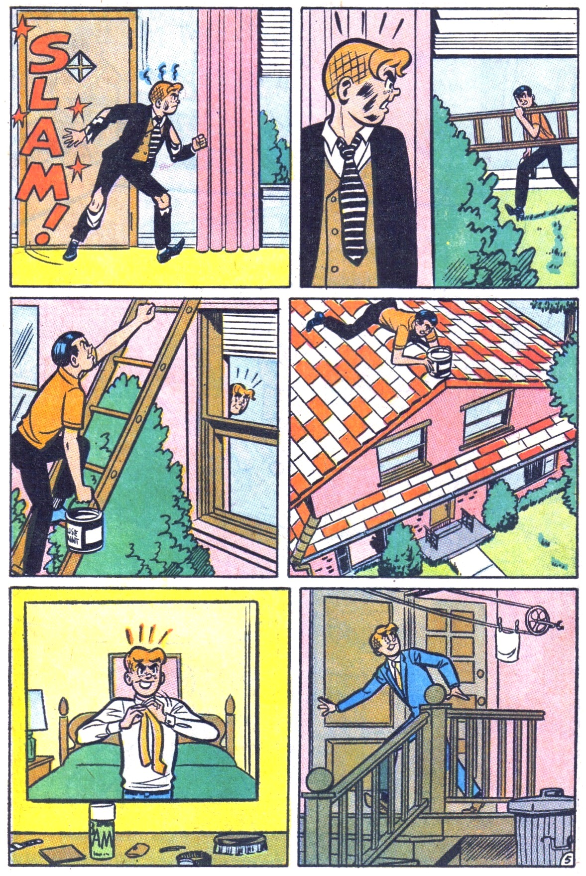 Read online Archie (1960) comic -  Issue #178 - 7