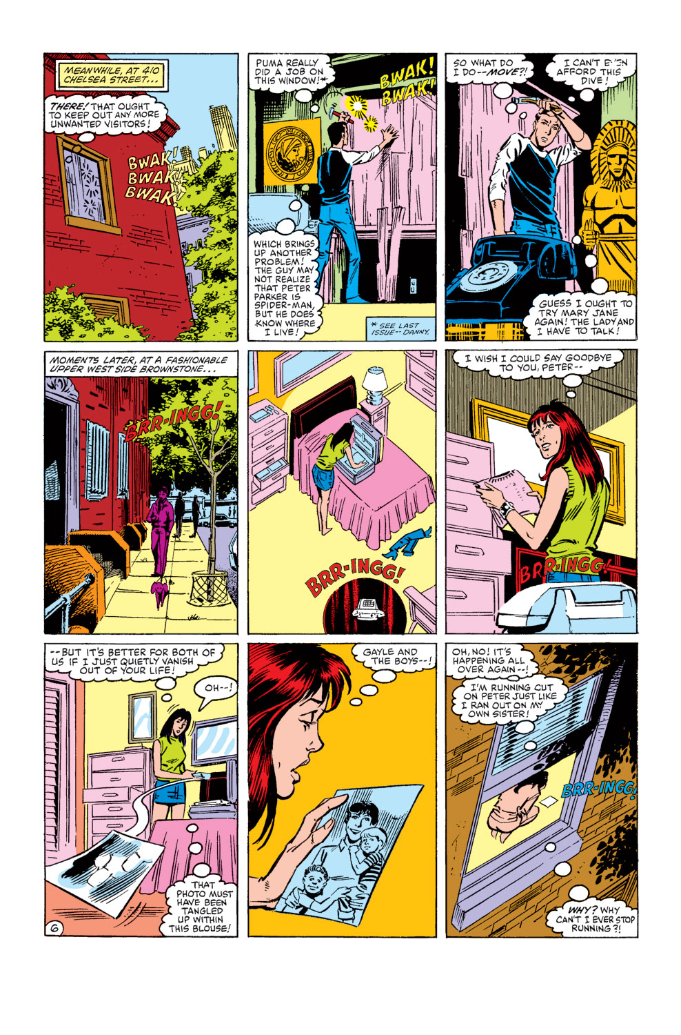 The Amazing Spider-Man (1963) 258 Page 6